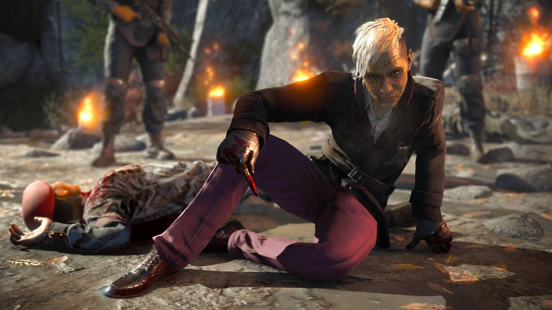 "Has video game violence gone too far? ""Far Cry 4"" was just one of many games previewed at E3."