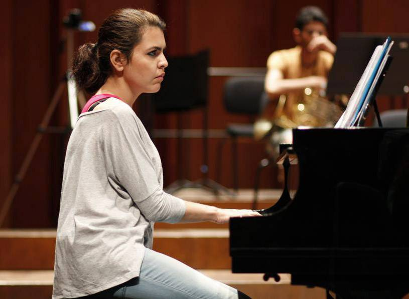 Zuhal Sultan of Baghdad founded the National Youth Orchestra of Iraq in 2009.