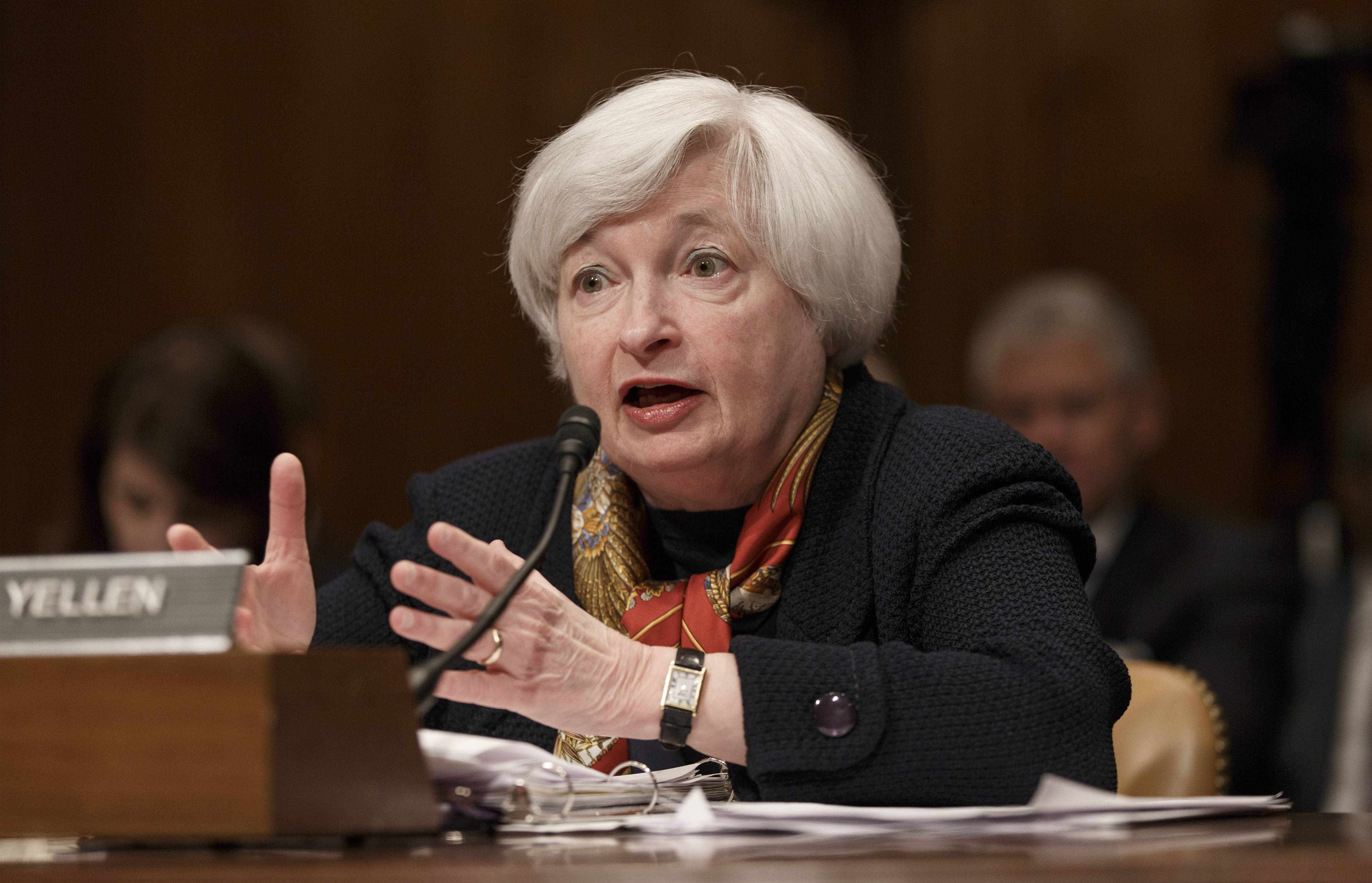 This week's Federal Reserve meeting is the third at which Janet Yellen will preside as chair since succeeding Ben Bernanke in February.