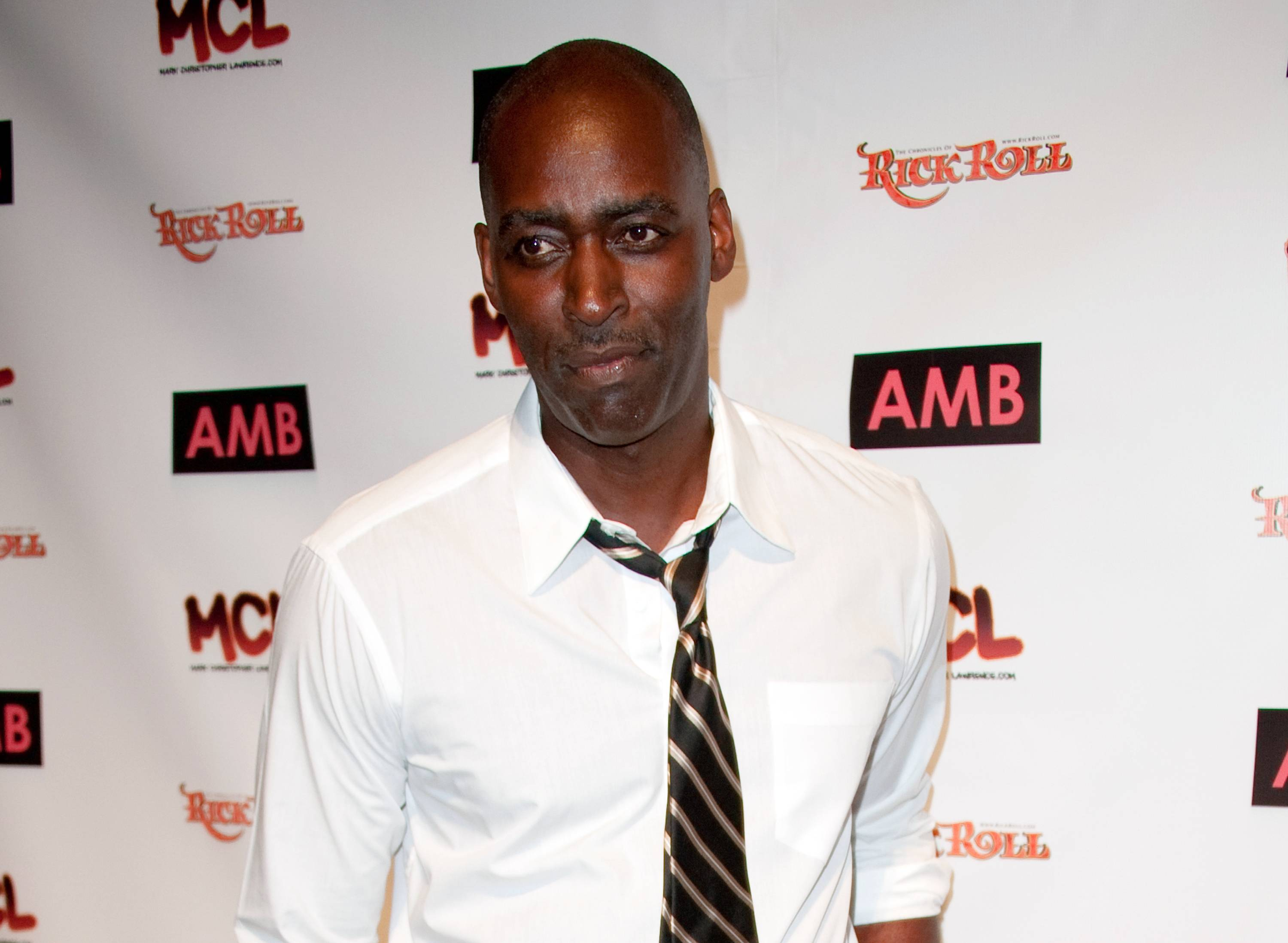 Actor Michael Jace pleaded not guilty to murder Wednesday in the death of his wife and was ordered to stay away from his two young sons.