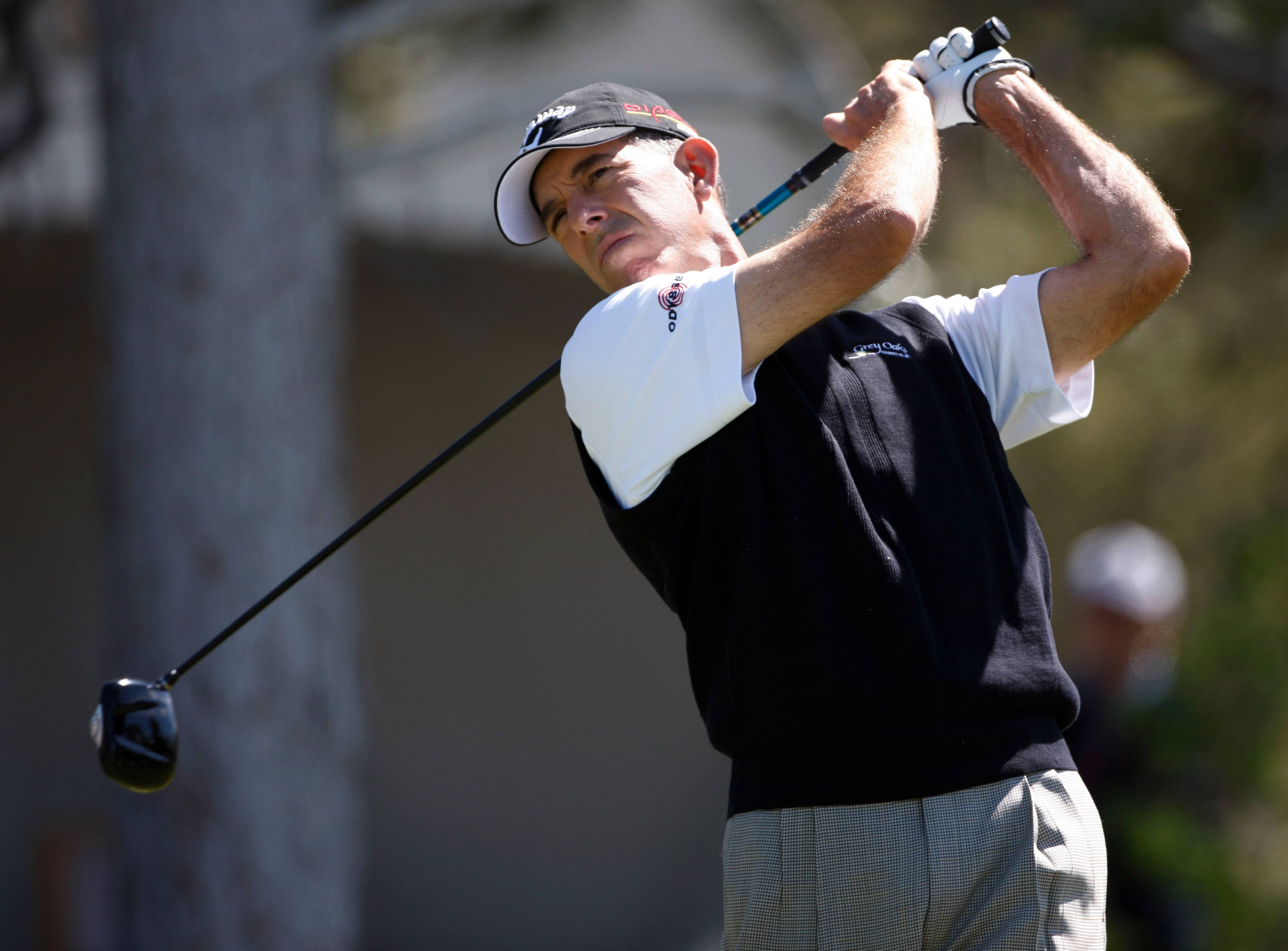 Chip Beck may be best remembered as a PGA Tour player for the 59 he shot in the 1991 Las Vegas Invitational, but he did win four times on the premier circuit and was runner-up in the 1993 Masters as well as the 1986 and 1989 U.S. Opens.