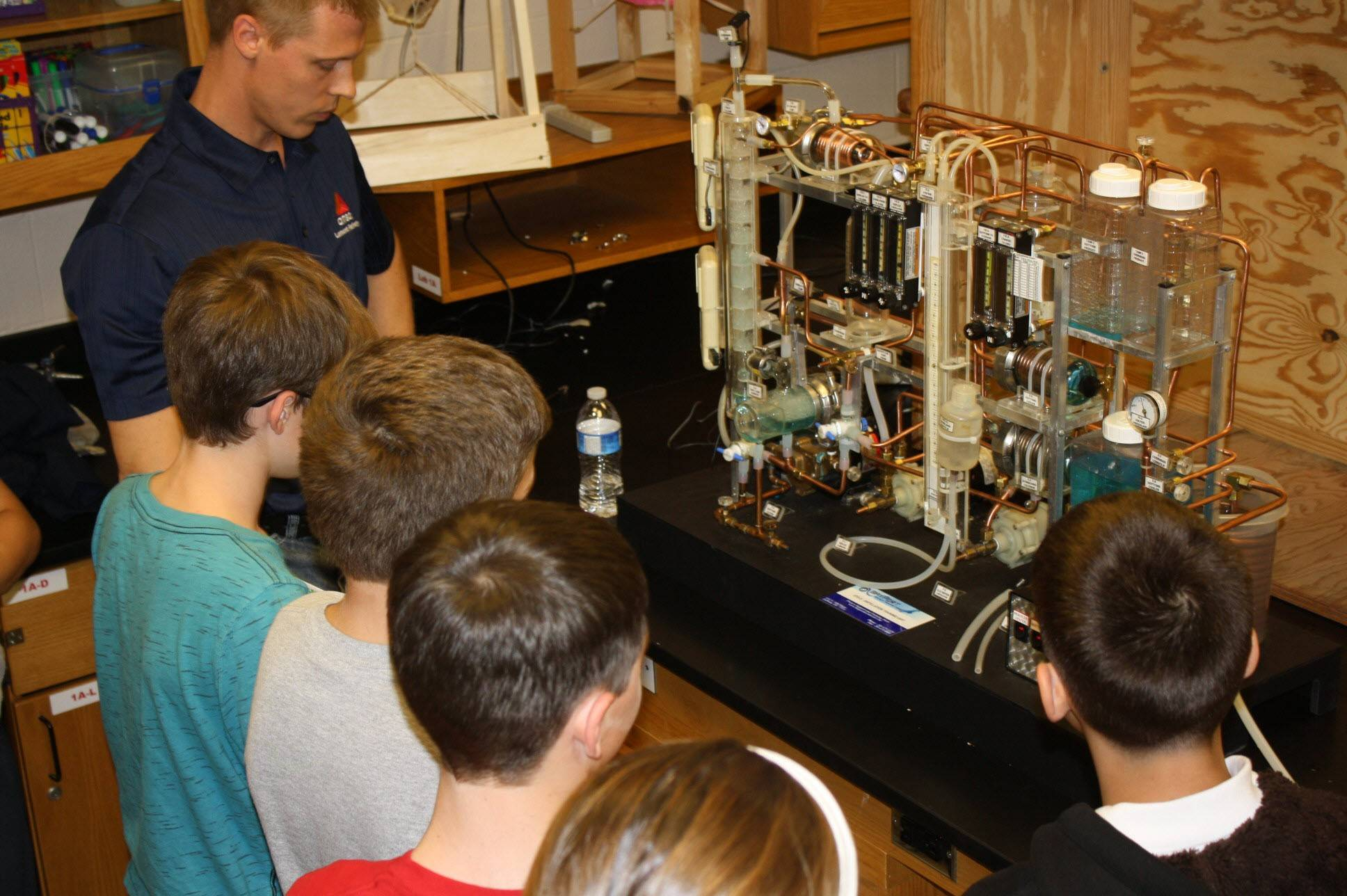 A Citgo refinery model will be one of the activities at Teen Ignite.