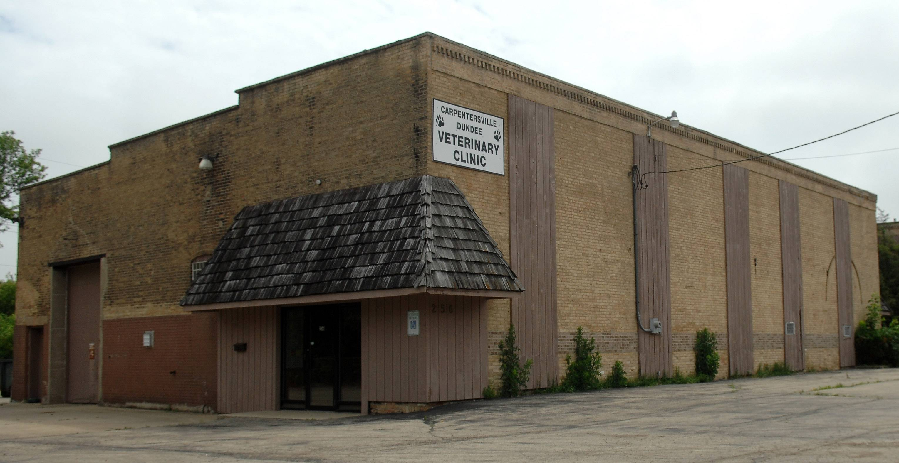 Two buildings associated with what used to be the Milk Specialties Co. in Carpentersville, are undergoing an extensive renovation that should be done by the end of 2015.