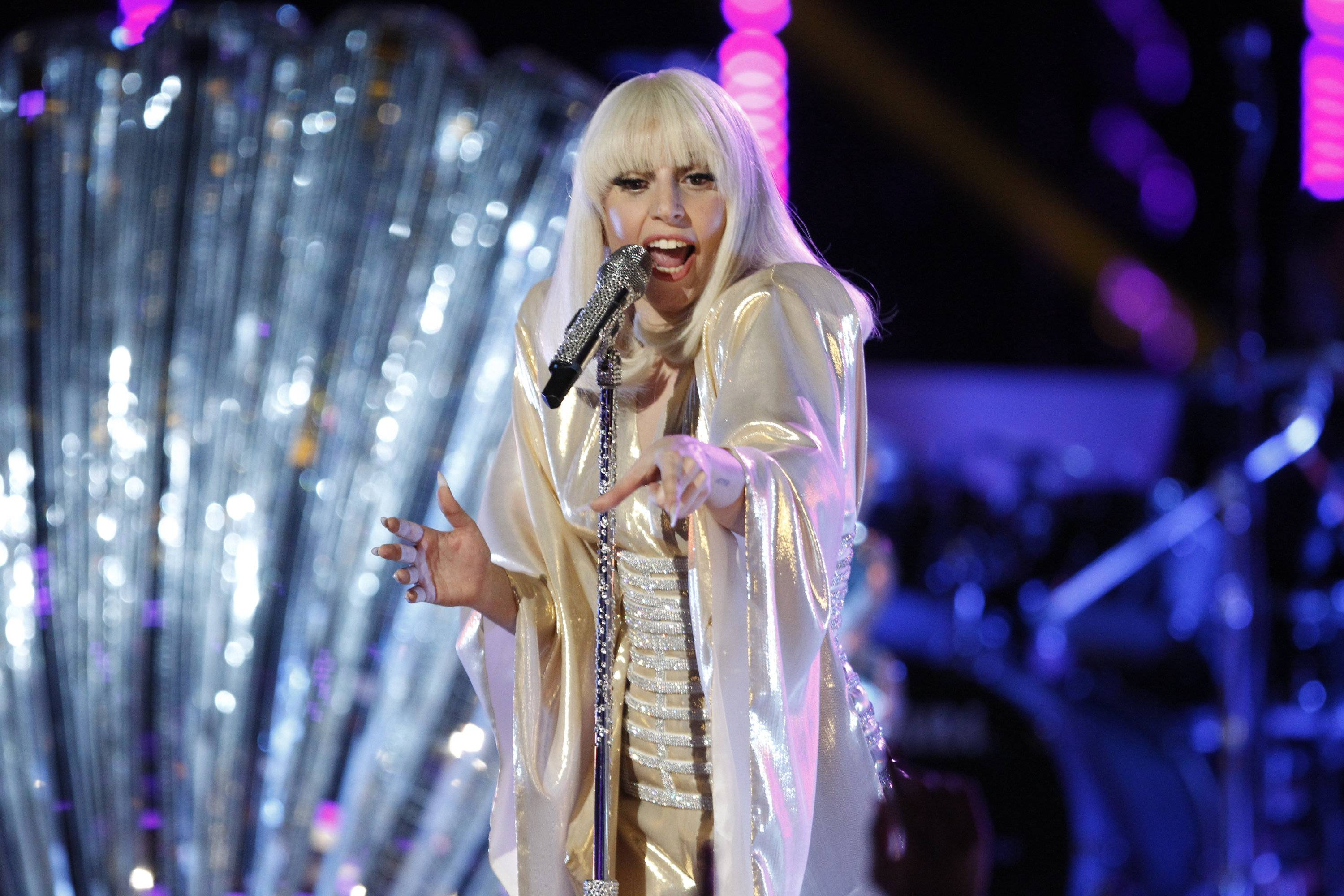 A federal judge has dismissed a copyright lawsuit against Lady Gaga filed by a Chicago songwriter who accused her of stealing parts of one of her songs.
