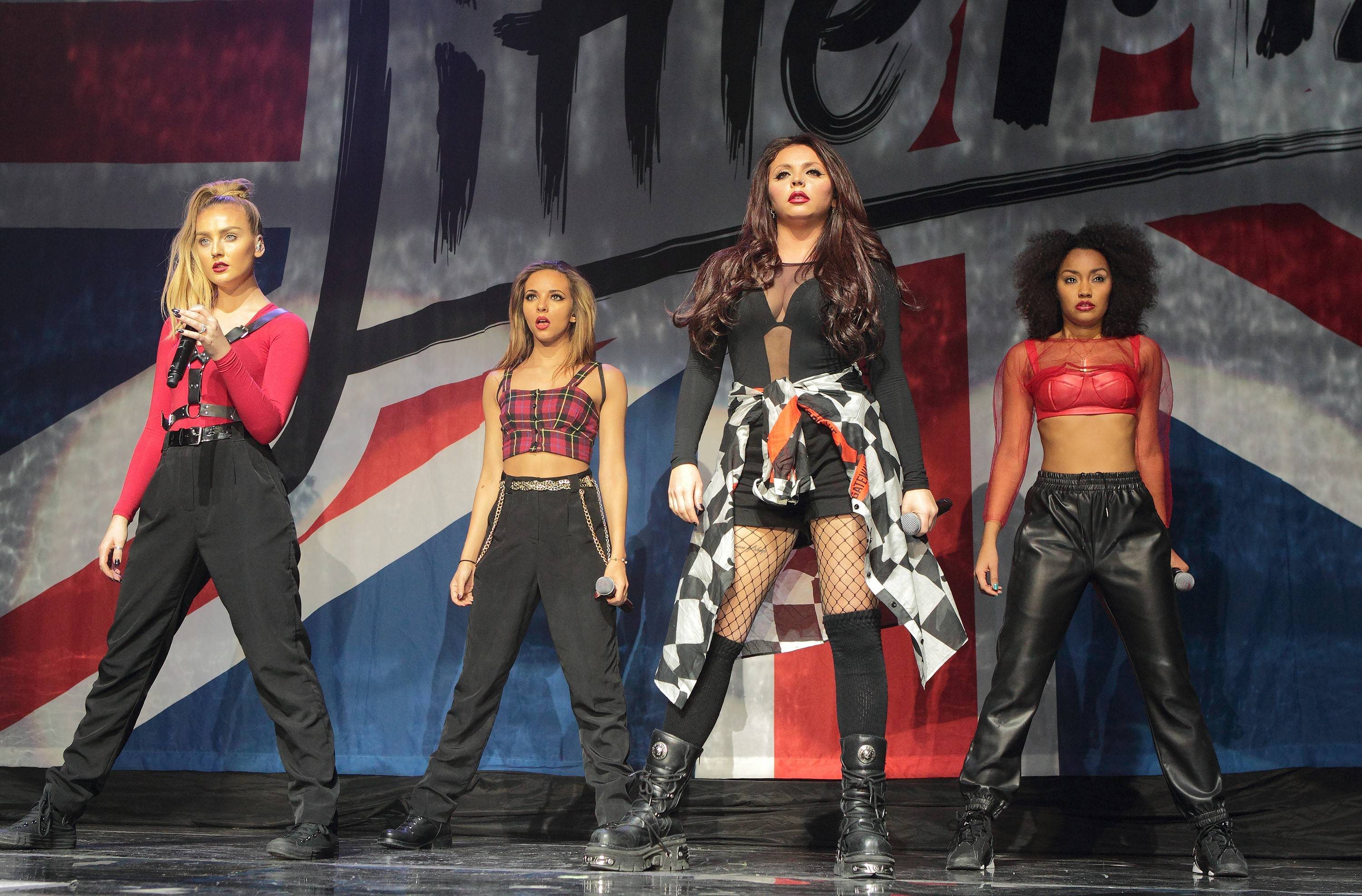British music group Little Mix's American tour comes to the Rosemont Theatre Sept. 27.