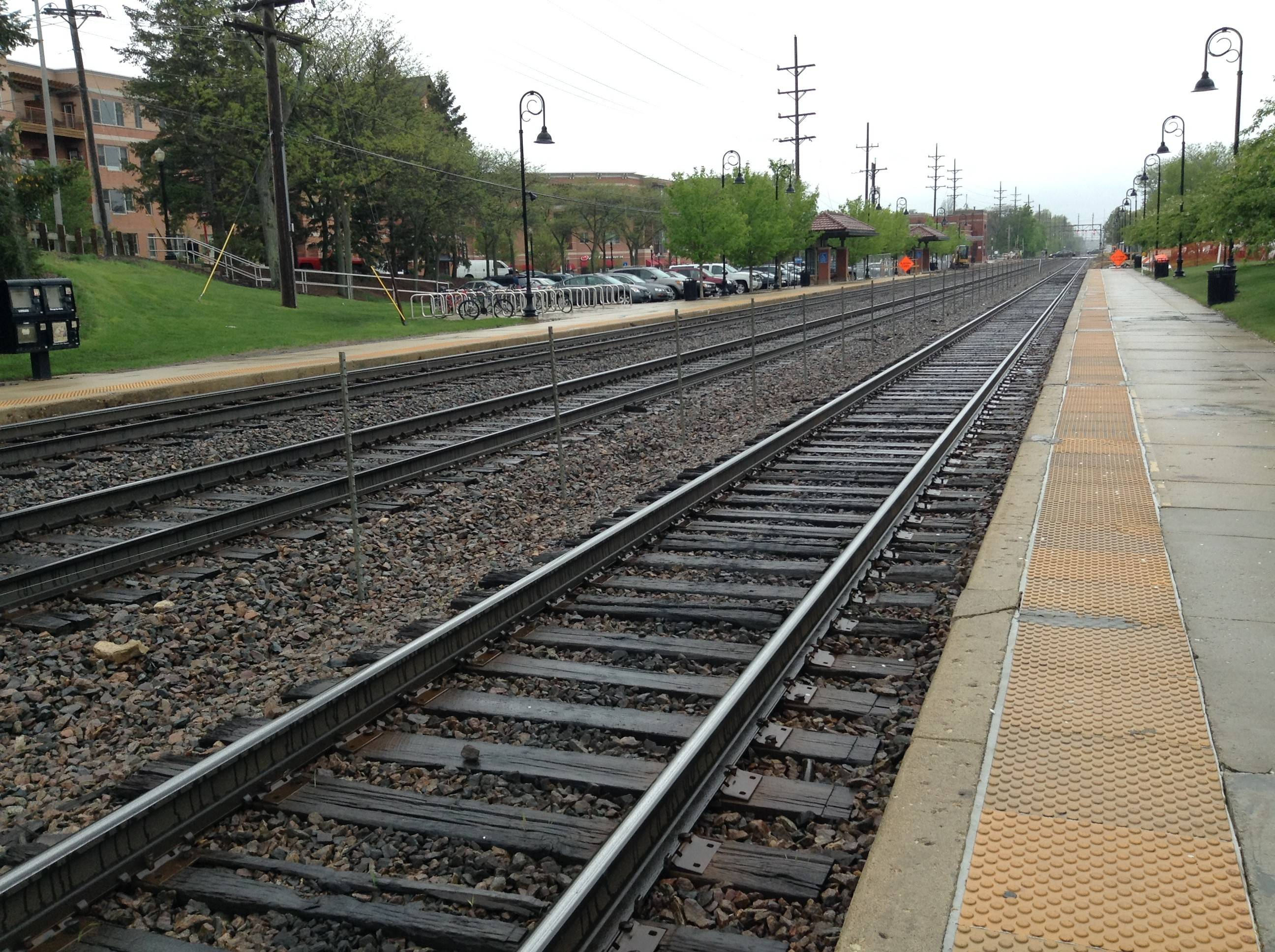 Work on the BNSF Line has caused commuters grief the last two months.
