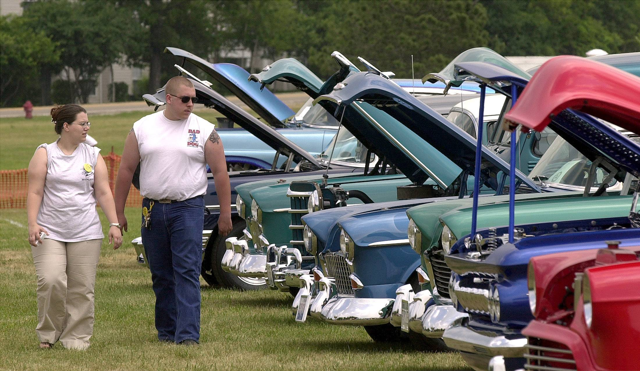 A car show will again be part of the annual Wauconda Fest event.