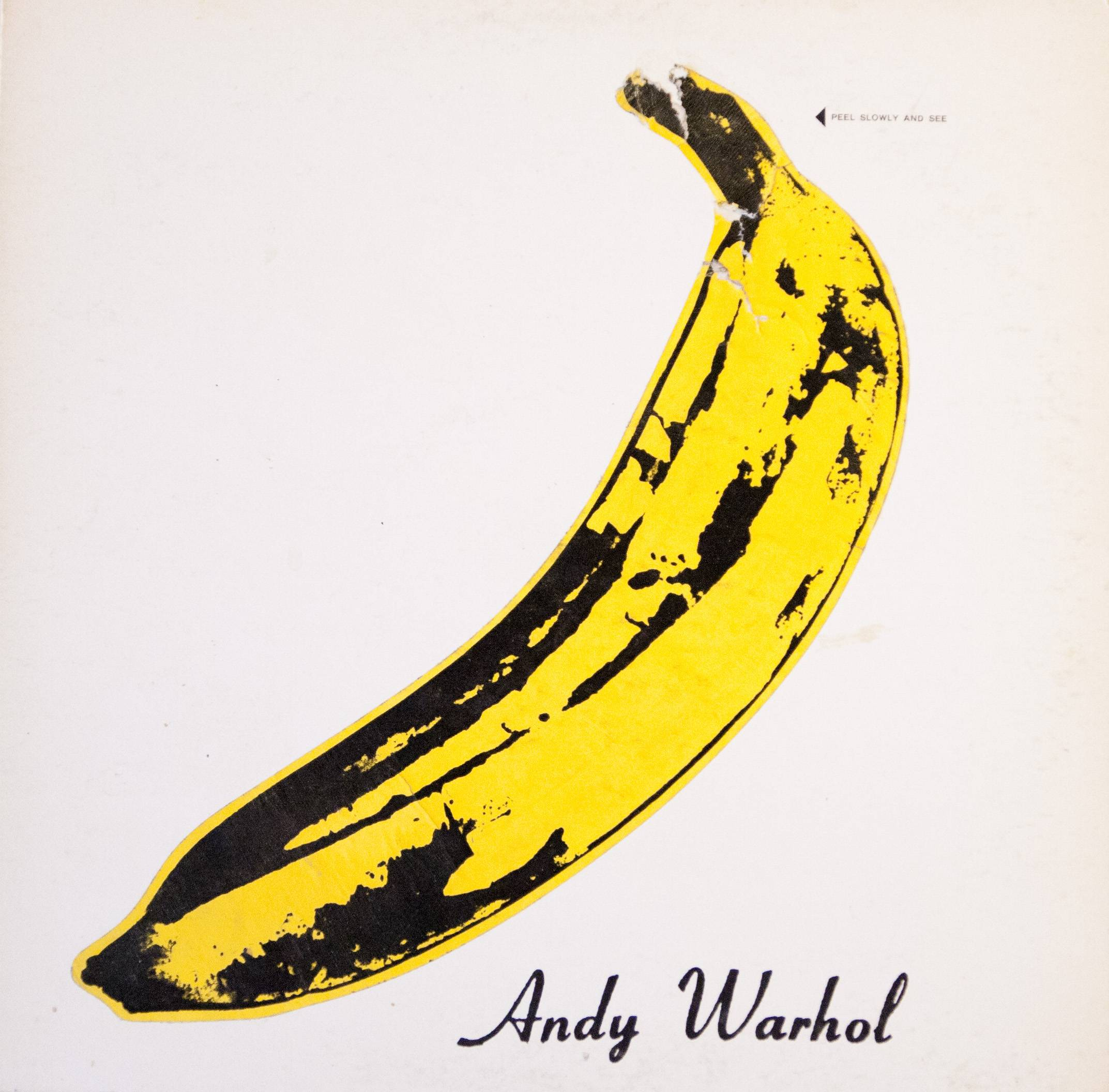 "The 1967 Andy Warhol-designed album called ""The Velvet Underground and Nico"" will be among those on display starting Saturday at an exhibition of Warhol's album covers at the Cranbrook Art Museum in Bloomfield Hills, Mich."