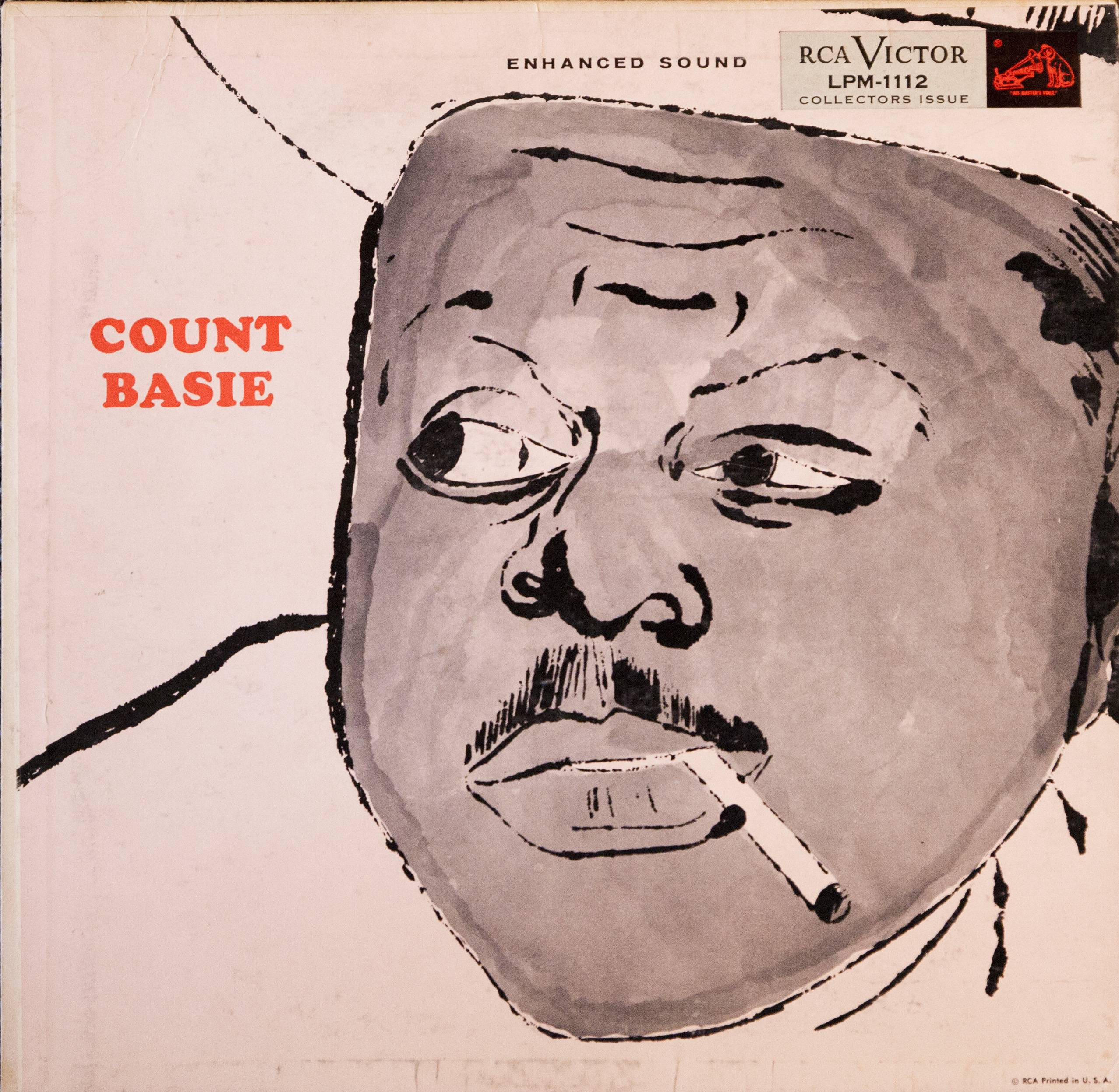 "The cover of a 1955 Andy Warhol-designed album called ""Count Basie"" will be among those on display starting Saturday at an exhibition of Warhol's album covers at the Cranbrook Art Museum in Bloomfield Hills, Mich."