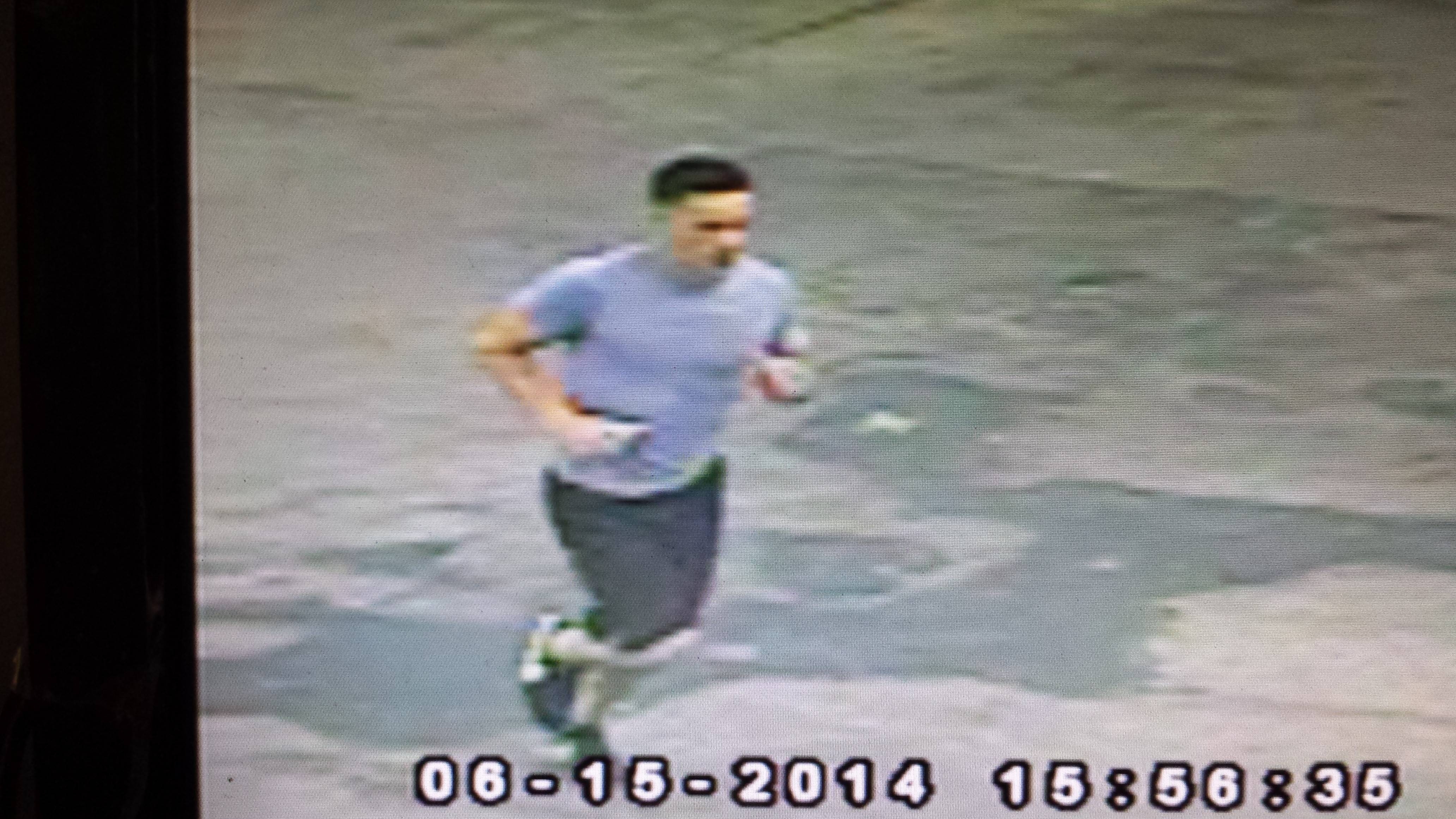 Police believe this man may have attacked a woman Sunday near Libertyville.