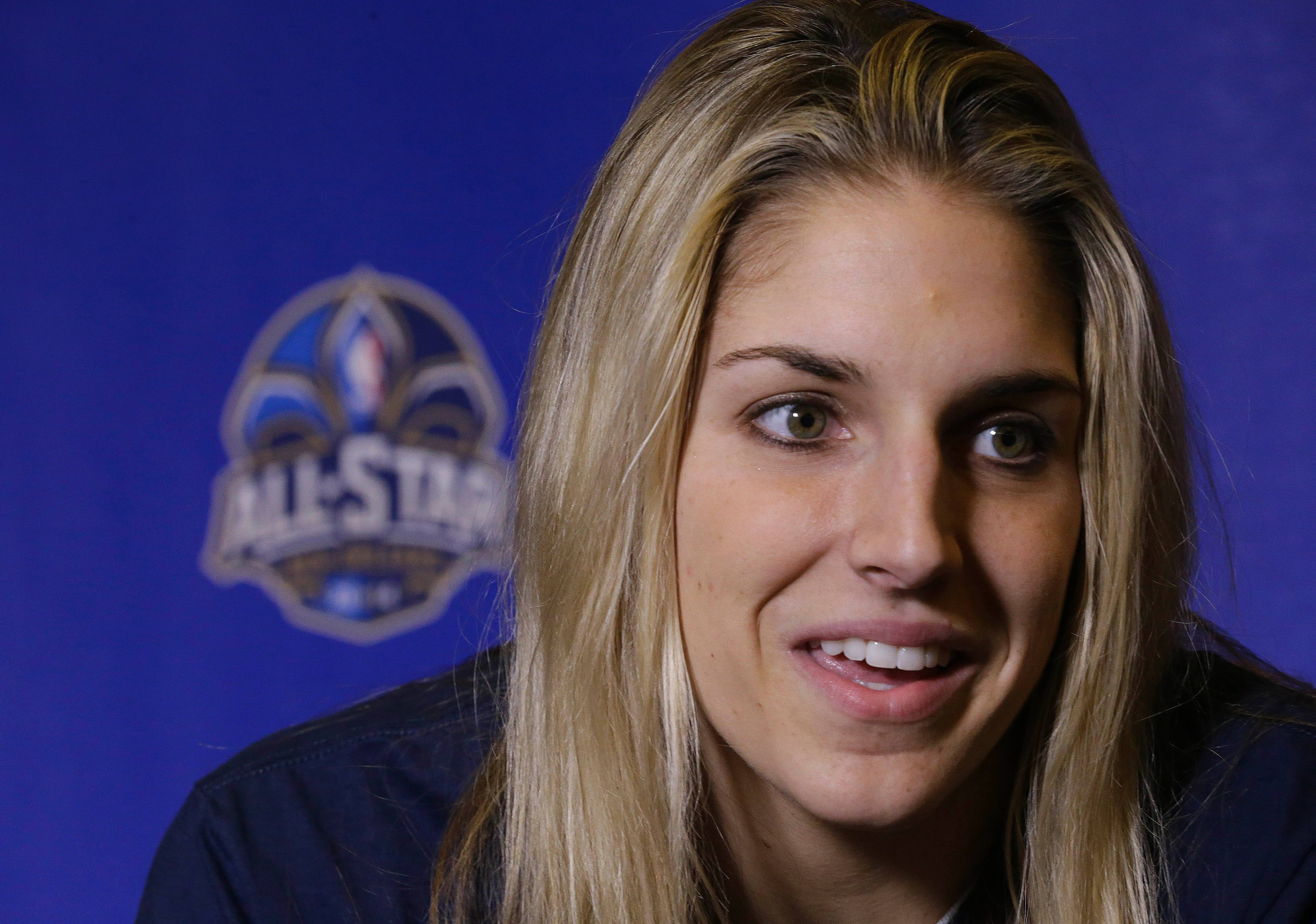 Chicago Sky forward Elena Delle Donne has missed four games while  battling another flare-up of Lyme disease.