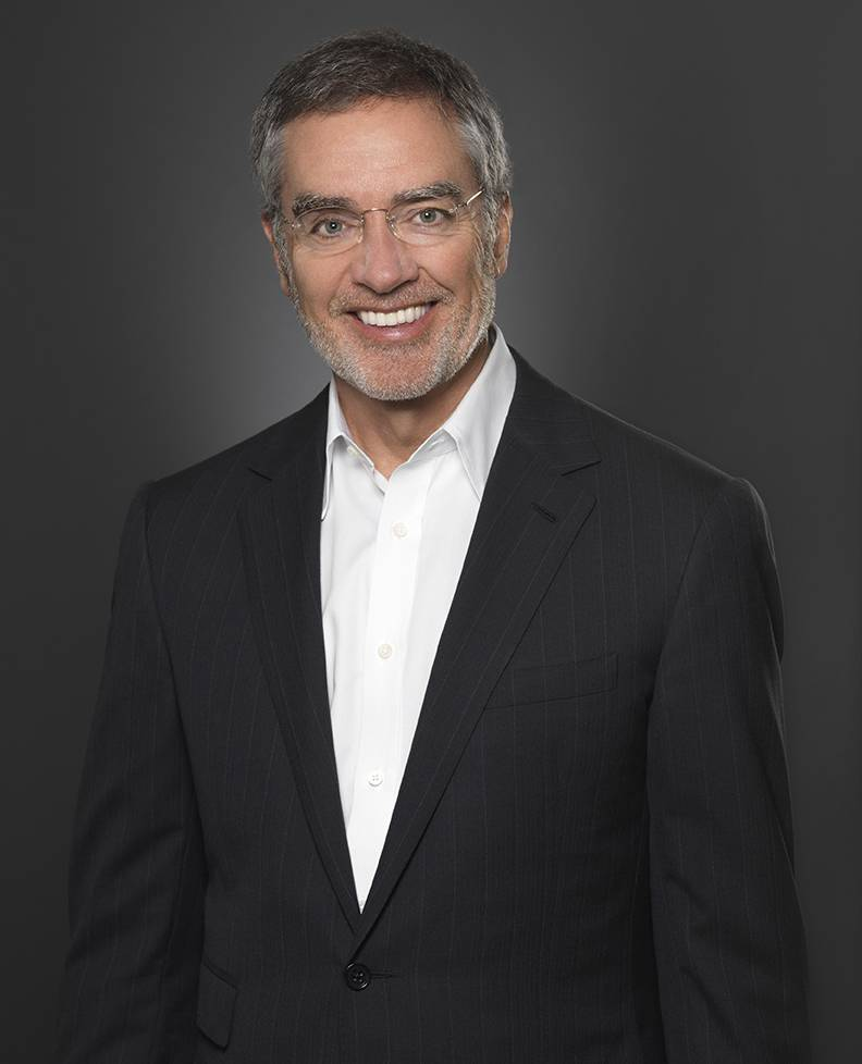 "This undated photo provided by Clear Channel shows company CEO Bob Pittman. Pittman says online streaming service iHeartRadio makes ""hundreds of millions"" of dollars in annual revenue, putting it in the ballpark of Internet radio leader Pandora, which posted $638 million in revenue last year."