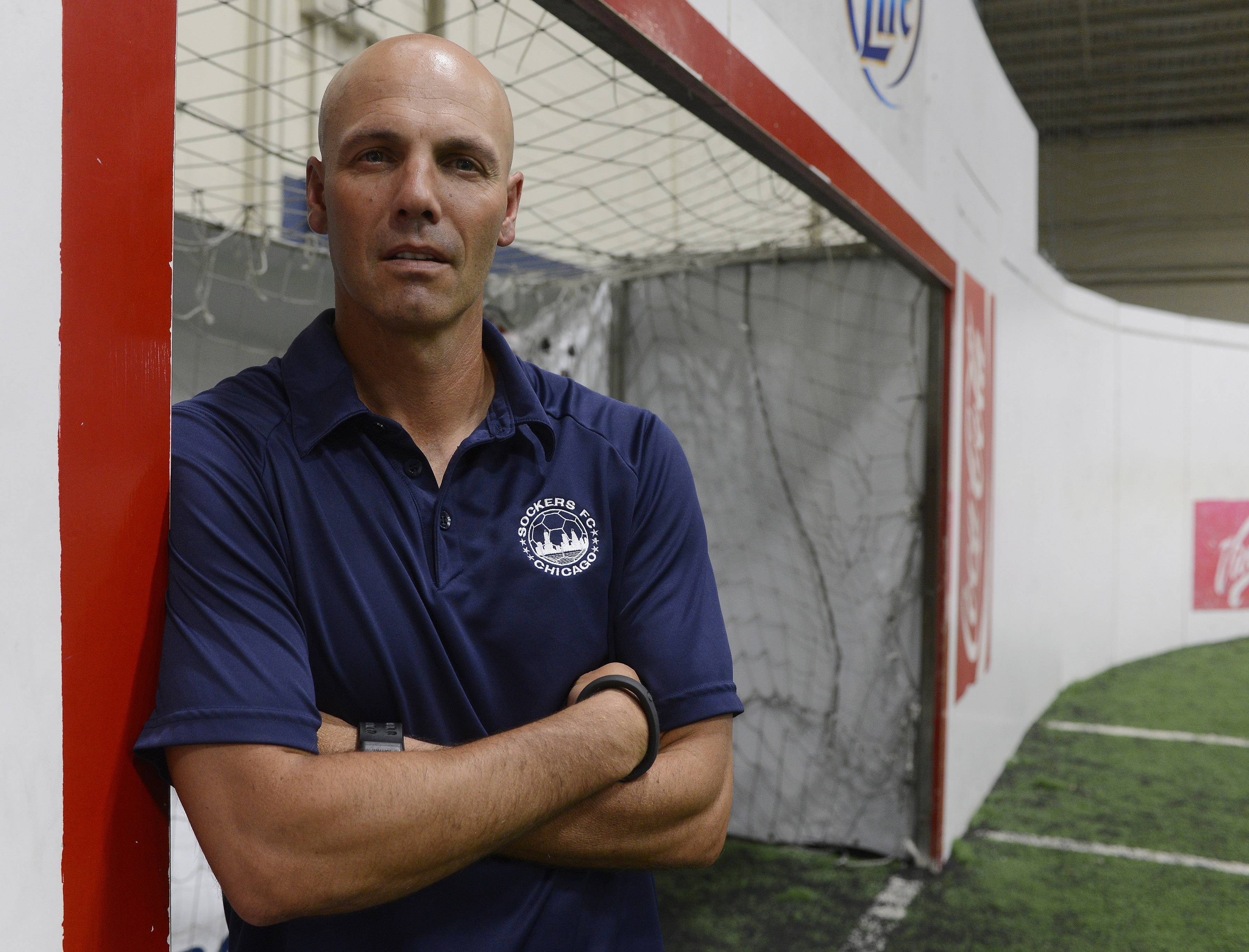 David Richardson, president of the Sockers FC Chicago club in Palatine, coached World Cup player Michael Bradley when he was a member of the club from the ages of 10 to 15.