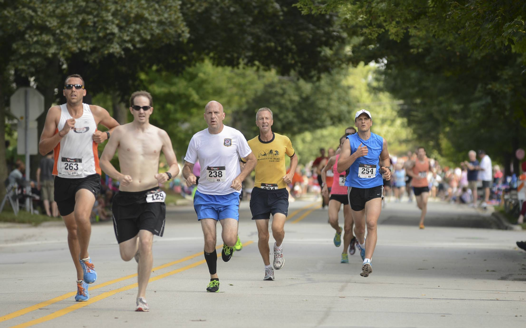 A 5K race, potentially called the Rooster Run, will join the Fling Mile on Labor Day 2015 as part of Last Fling festivities in Naperville.