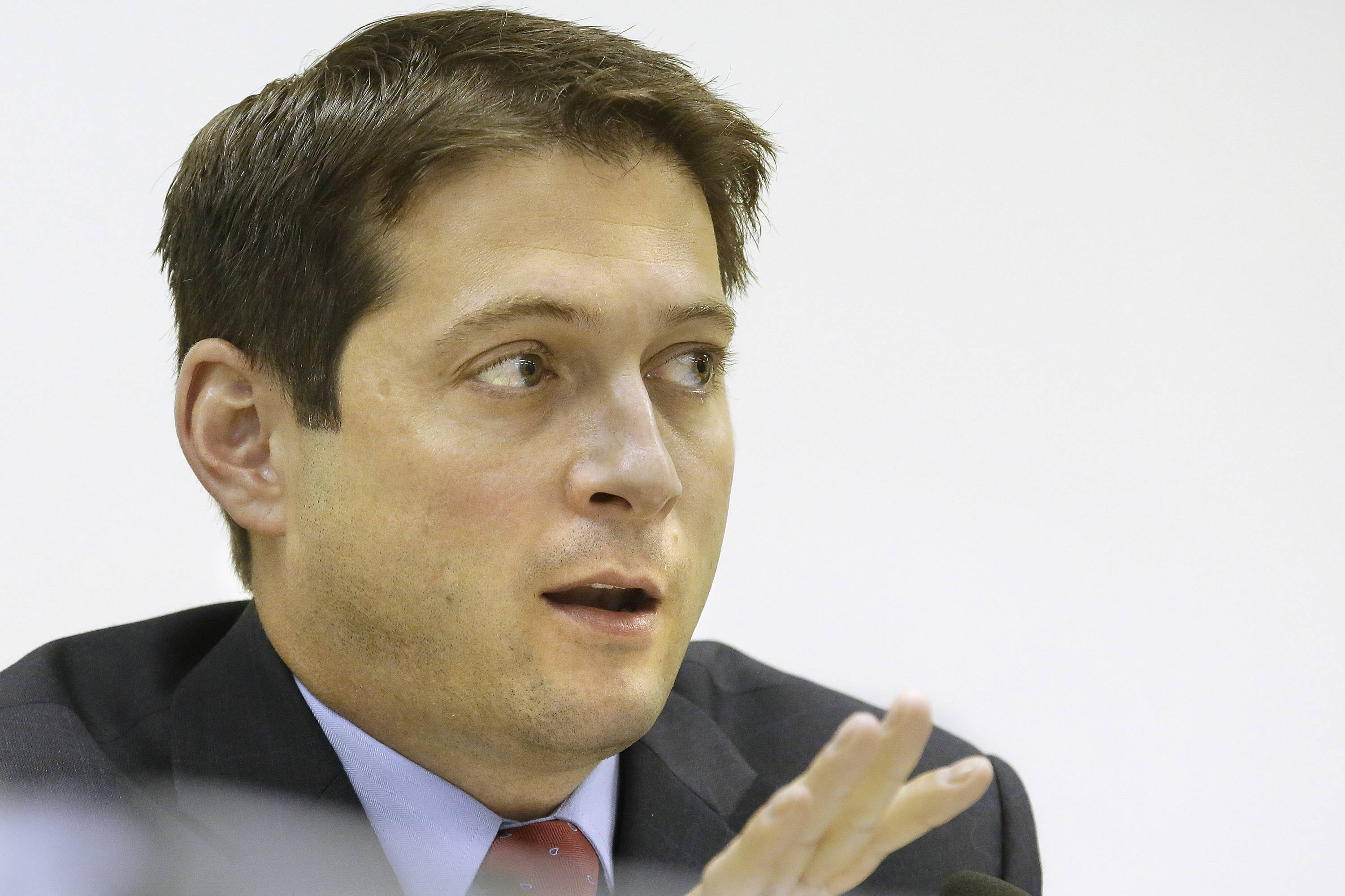 State Sen. Jason Barickman, a Bloomington Republican, is a co-chairman of the Legislative Audit Commission that voted Monday to subpoena seven former state officials about the Neighborhood Recovery Initiative, which was blasted in a state audit earlier this year for mismanagement and misspending.