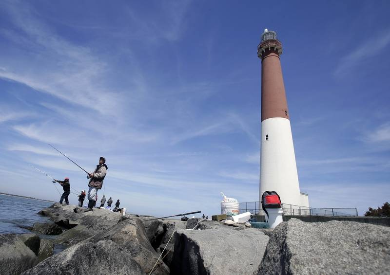 Jersey shore 5 free things for visitors to do for Places to fish near me for free