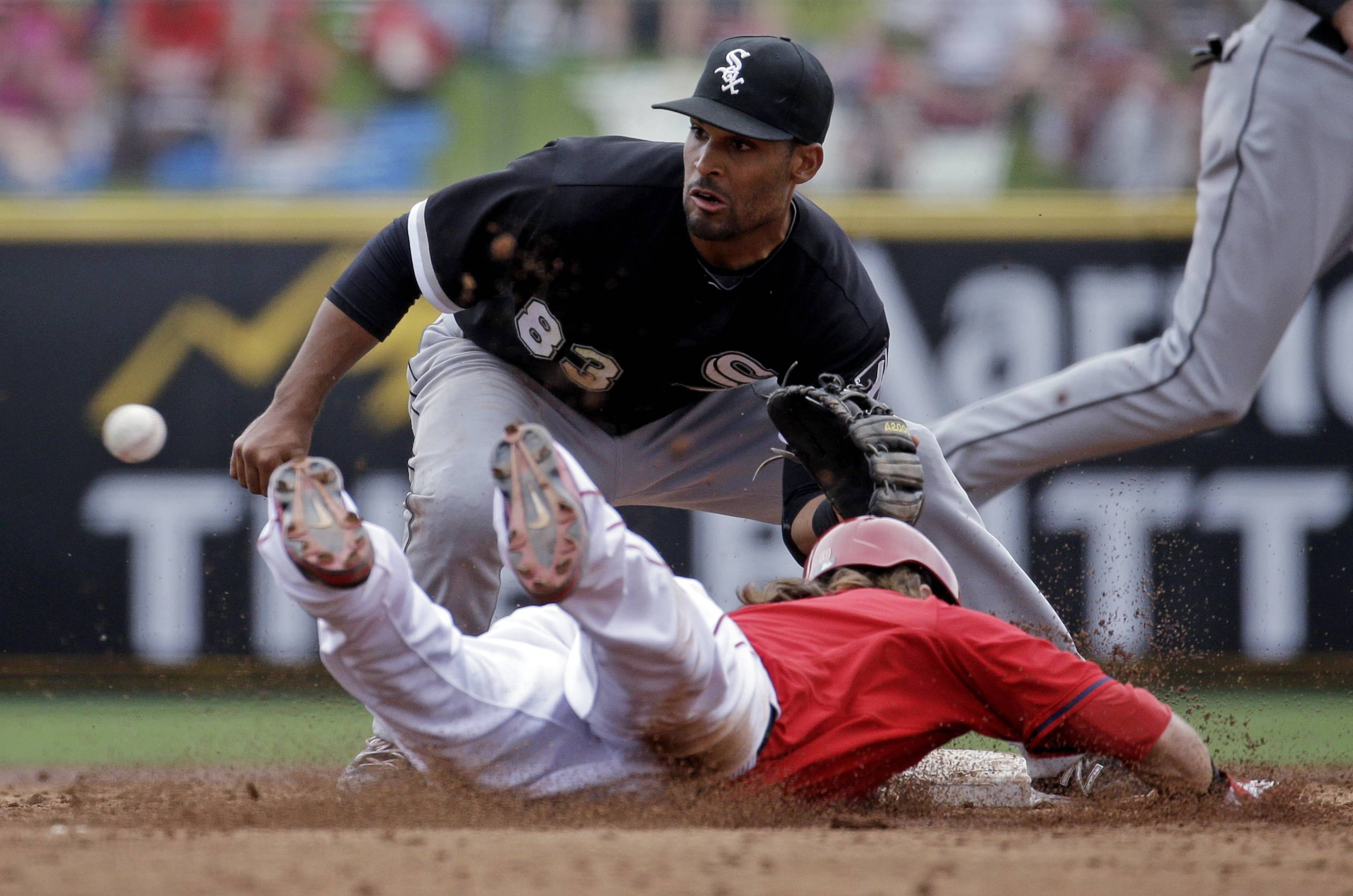 With the trade deadline on the horizon, second baseman Micah Johnson could find himself called up to the White Sox if needed.
