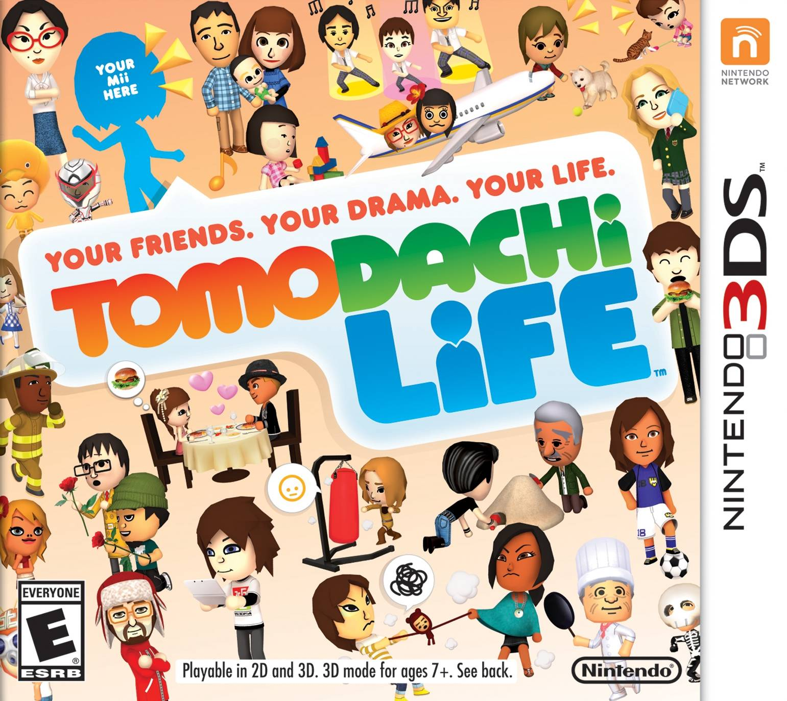 "Nintendo's ""Tomodachi Life"" doesn't translate very well from Japan to the U.S."