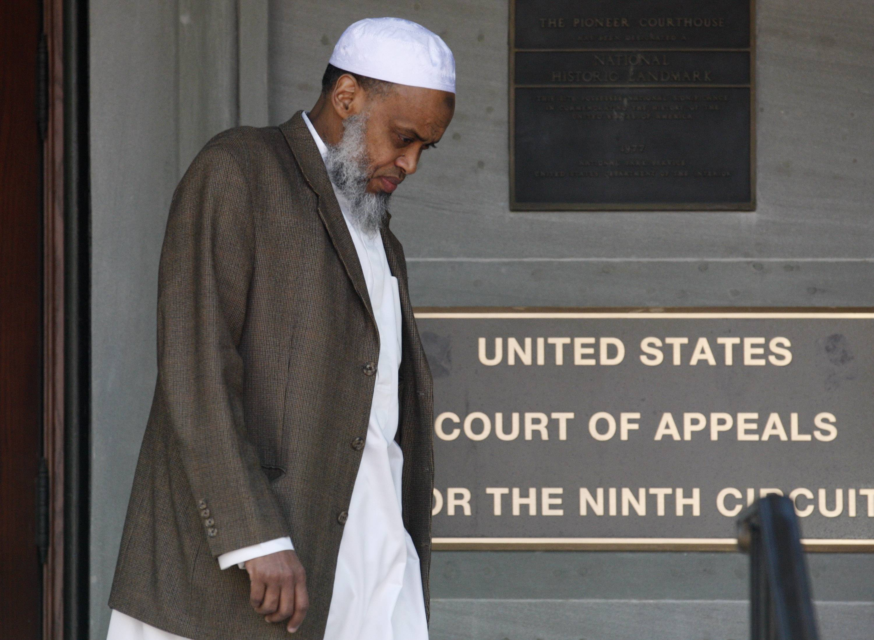 Portland Imam Mohamed Sheikh Abdirahman Kariye is one of 15 men who say their rights were violated because they are on the U.S. government's no-fly list.