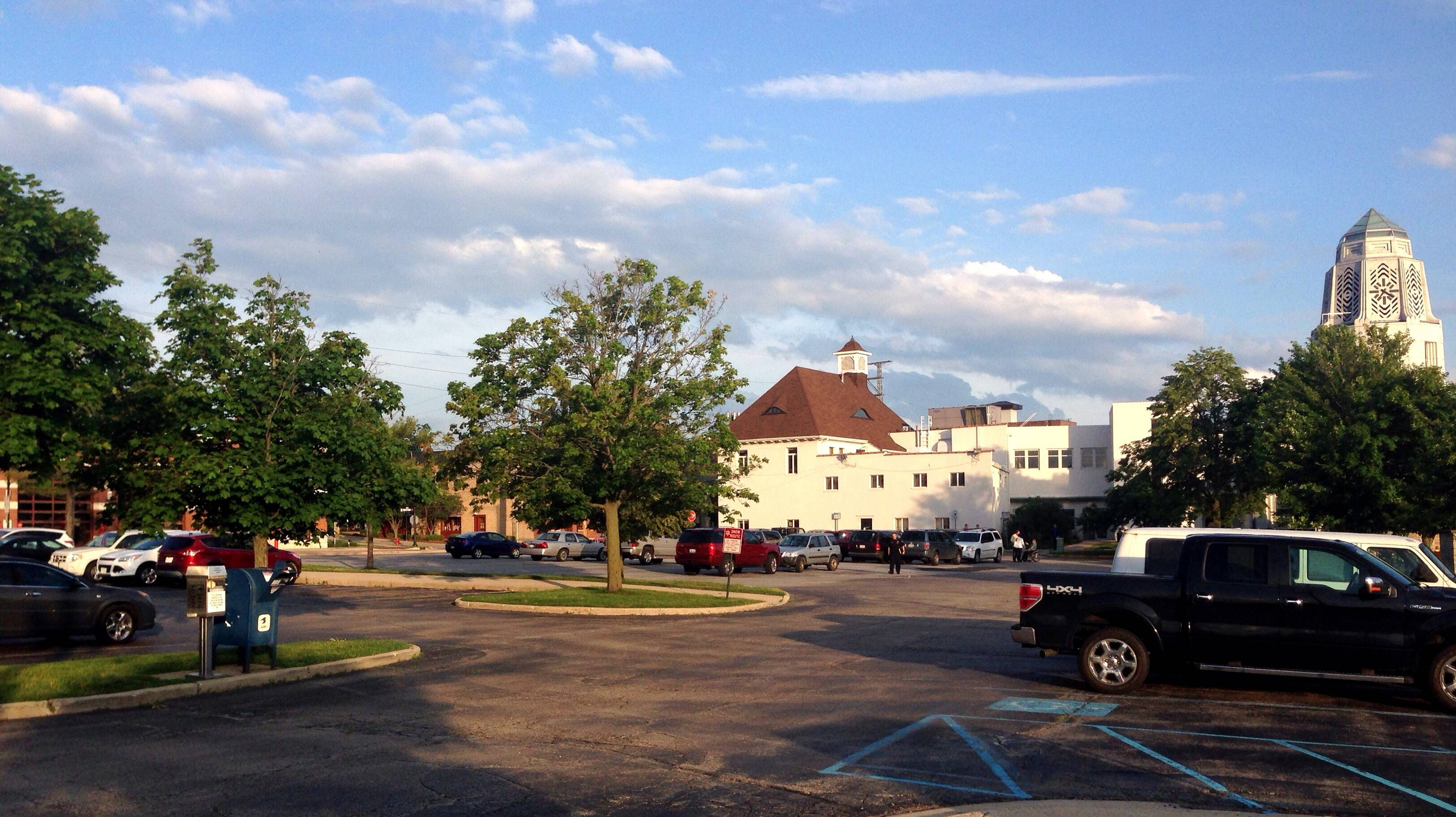 St. Charles' municipal parking lot is headed for a renovation that may cost more than $1 million.