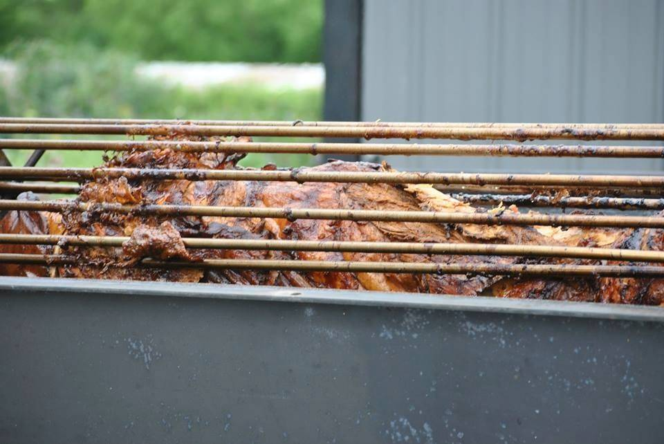 Three pig roasts are planned this weekend in the St. Charles area.