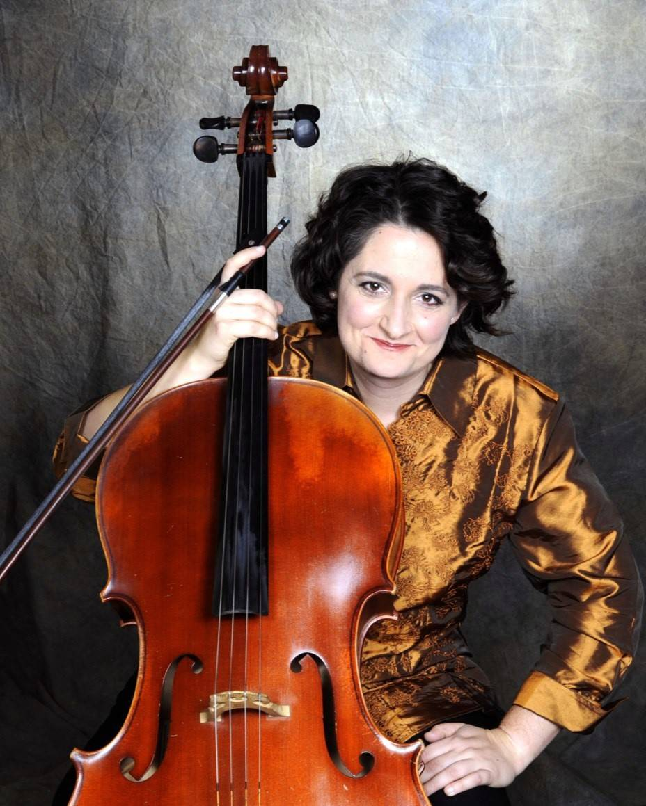 Dorothy Deen's cello ensemble will perform Sunday at the Arts Festival in Bartlett.