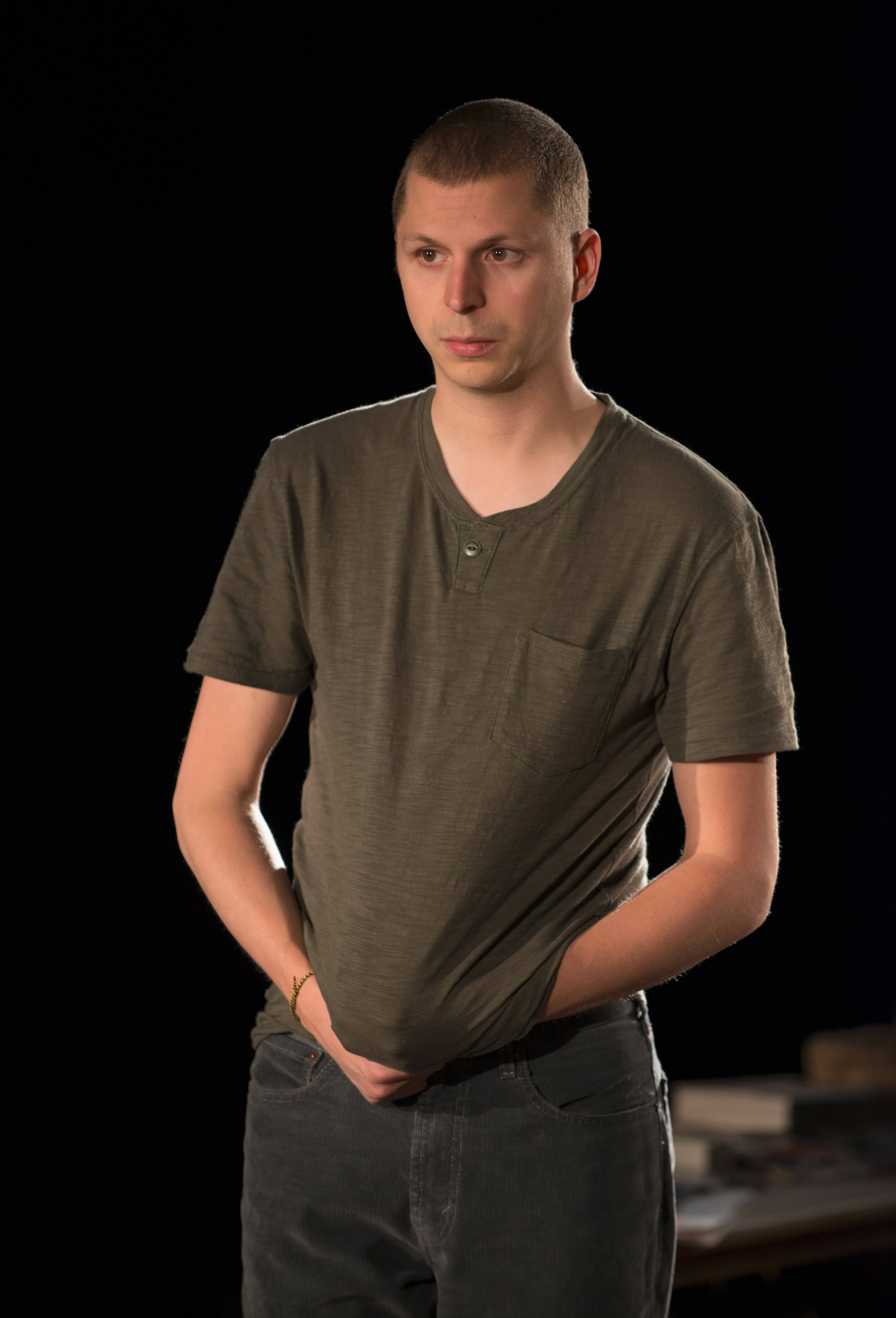 "Michael Cera plays Warren, an aimless, pot-smoking, 19-year-old slouching toward self-awareness in Steppenwolf Theatre's pre-Broadway production of Kenneth Lonergan's ""This is Our Youth."""