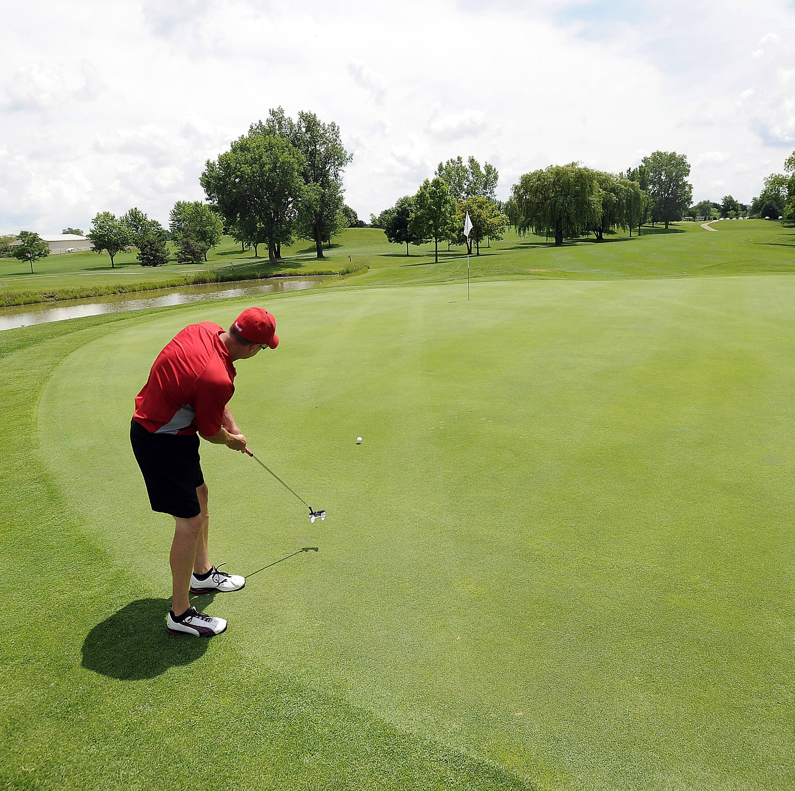 Publicly owned golf courses losing money, and taxpayers pay