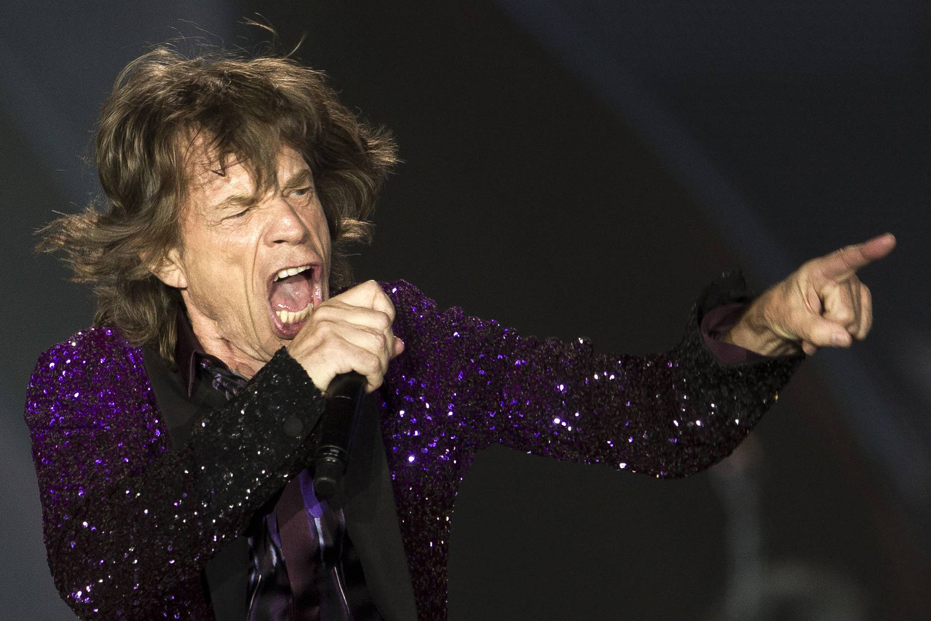 Brazil mocks Mick Jagger as World Cup jinx