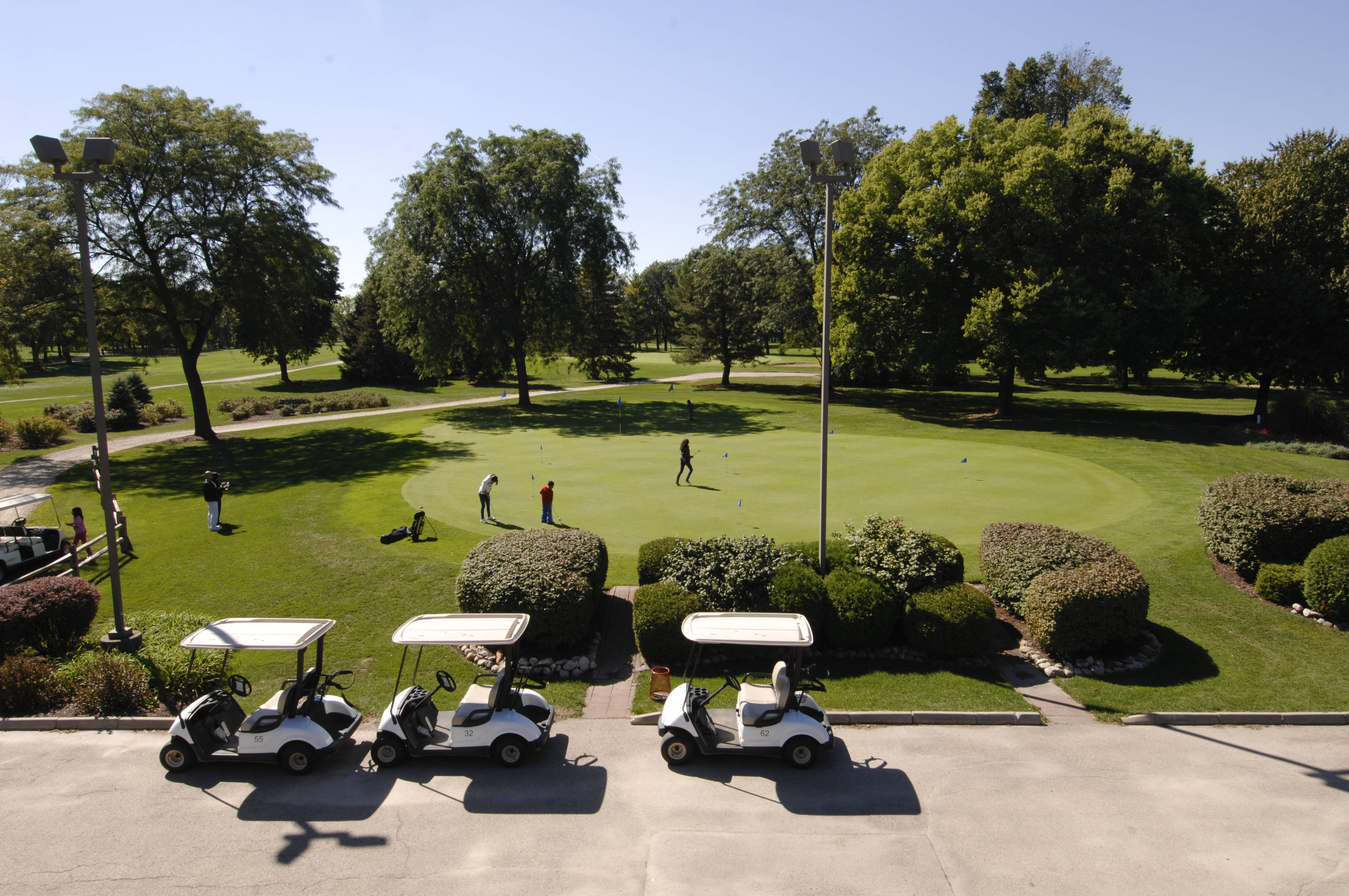 The Bensenville Park District's White Pines Golf Course has lost more than $1.5 million over the past three years. Taxpayers there also subsidize golf losses in several countywide districts.