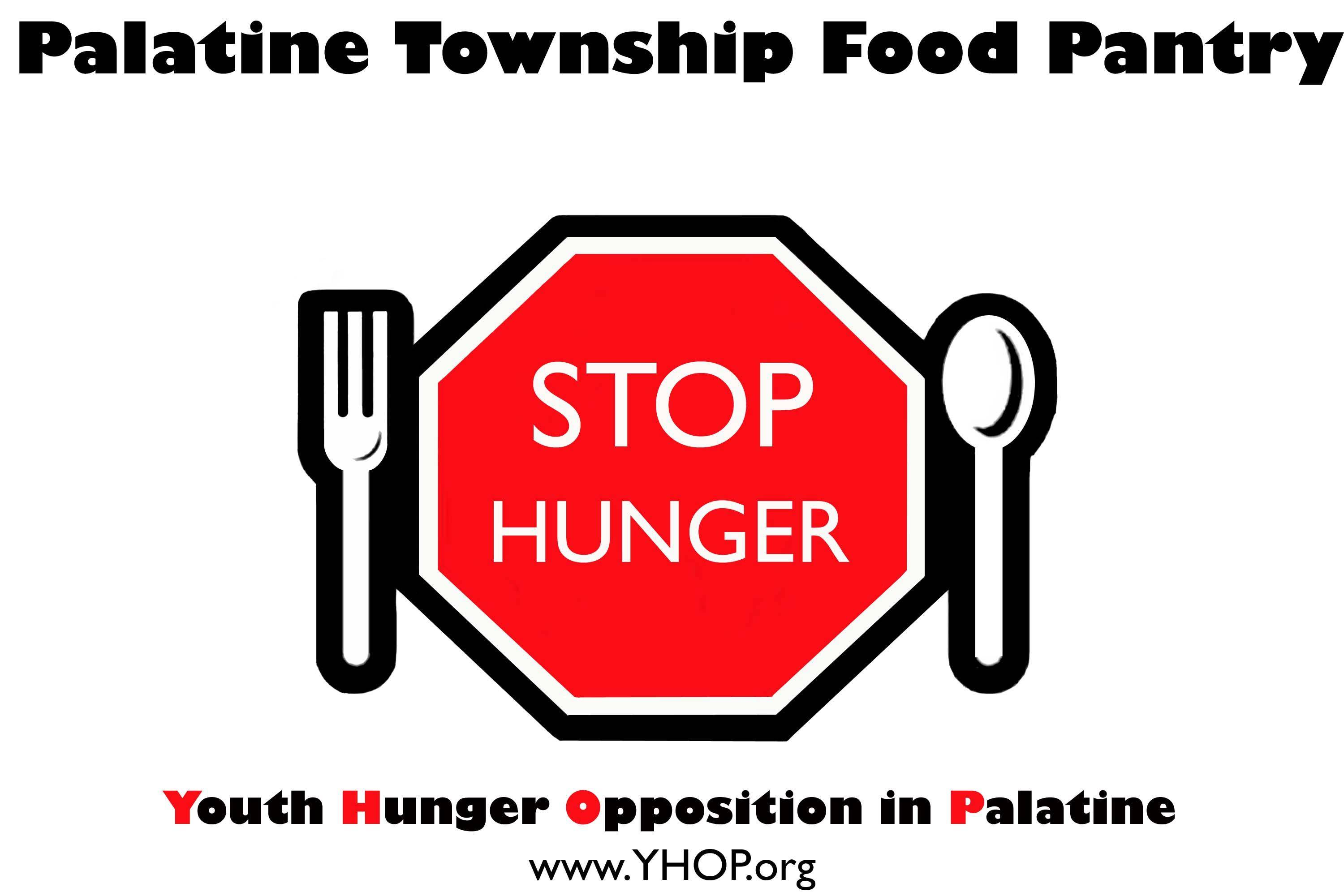 Look for the Food Pantry Truck logo and bring your donations to the July 5th Palatine Parade.Paul Pioch
