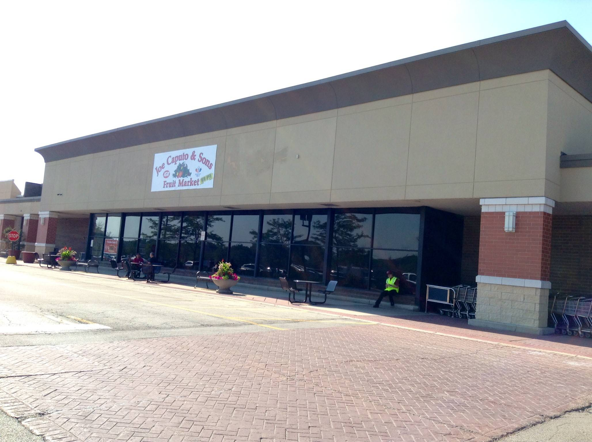 Joe Caputo & Sons Fruit Market IGA opened Friday in the former Dominick's at 325 Palatine Road.