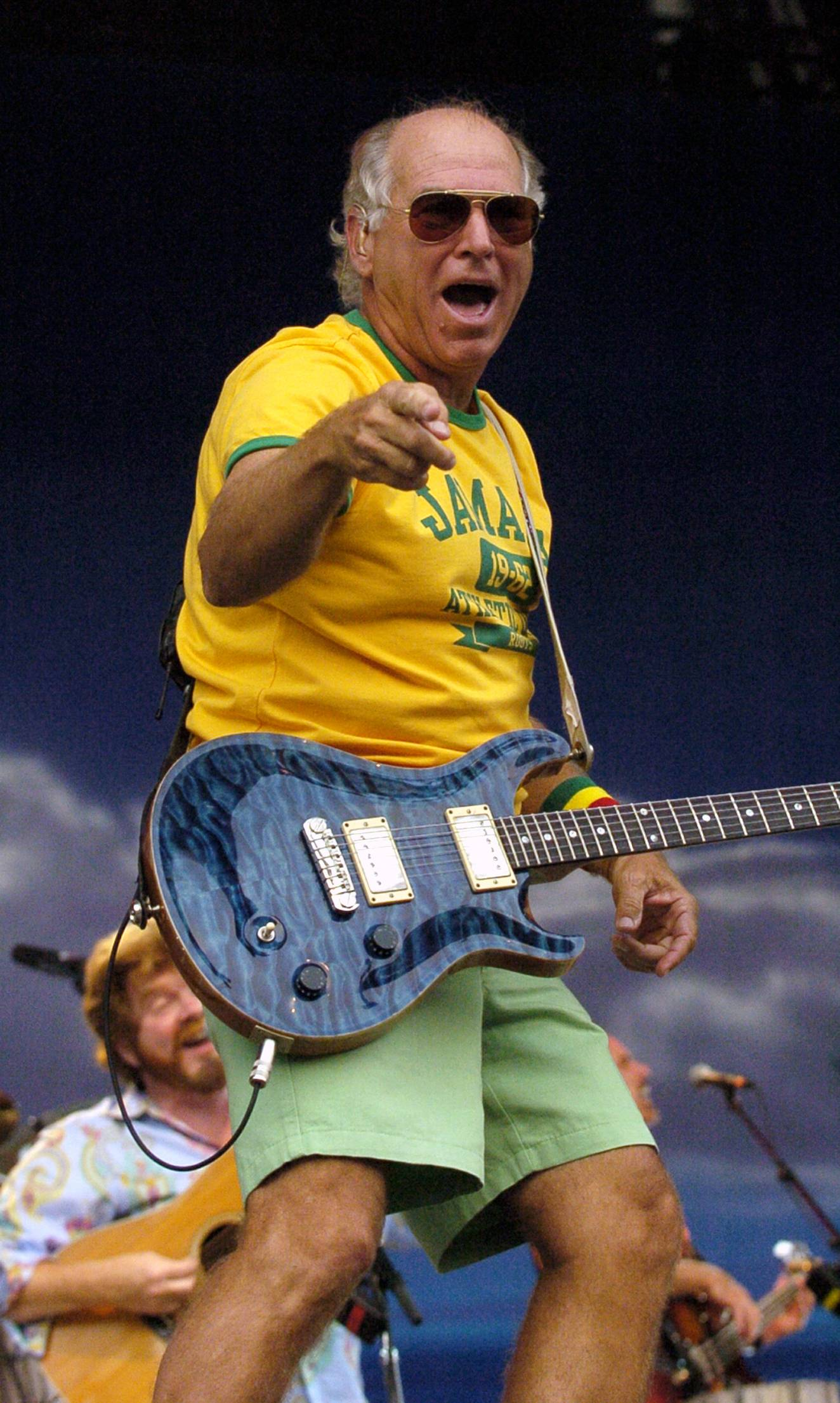 Jimmy Buffet performs in concert at the First Midwest Bank Amphitheatre in Tinley Park at 8 p.m. Saturday, June 28.