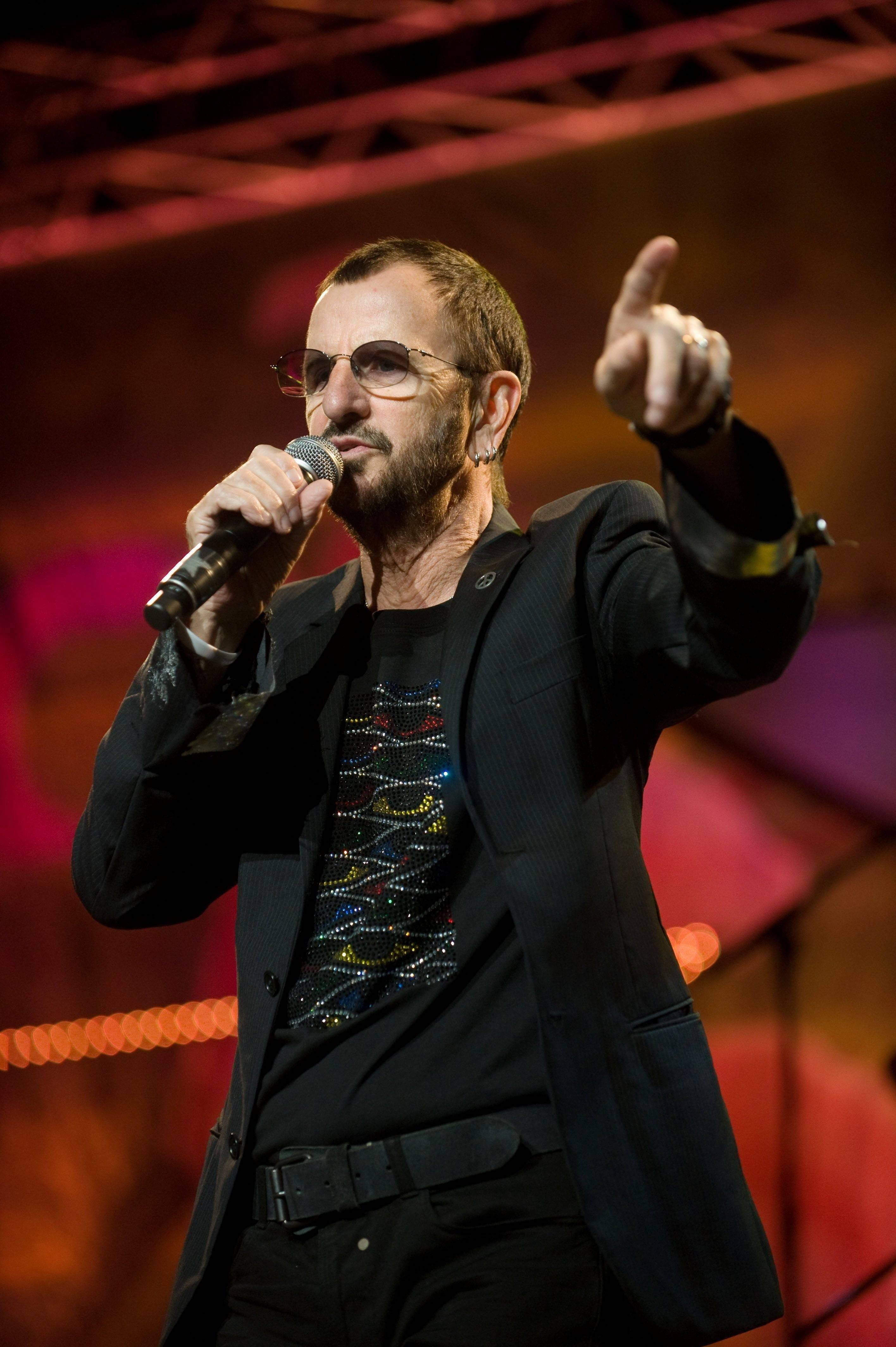 Ringo Starr and His All Starr Band play the Chicago Theatre at 8 p.m. Saturday, June 28.