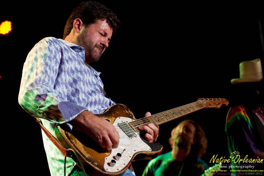 Tab Benoit performs at the Blues on Fox Festival at RiverEdge Park in Aurora at 5 p.m. Saturday, June 28.