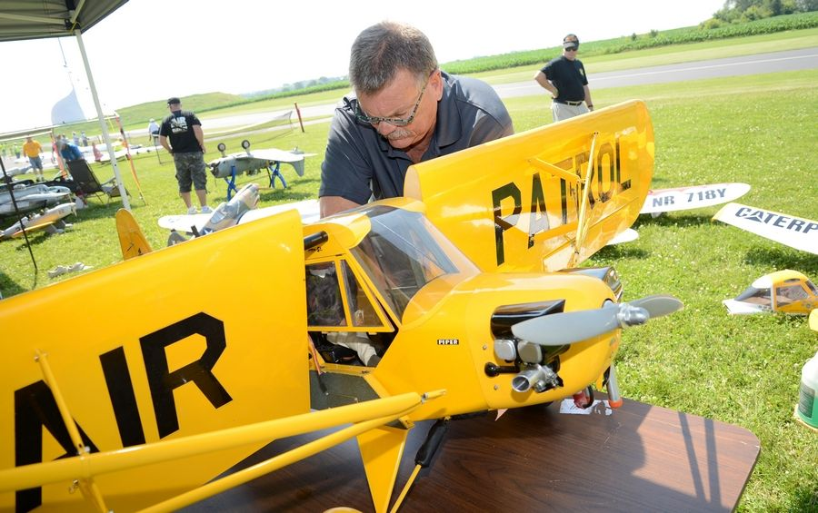 Images: Fox Valley Aero Club's Windy City Warbirds & Classics air