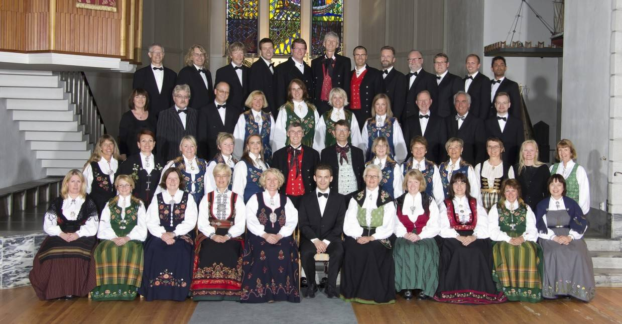 In its first U.S. tour, the Bodo Cathedral Choir will perform Sunday, June 29, at St. Olaf Lutheran Church in Montgomery. The group will perform religious and secular Norwegian choir pieces from the last 150 years.