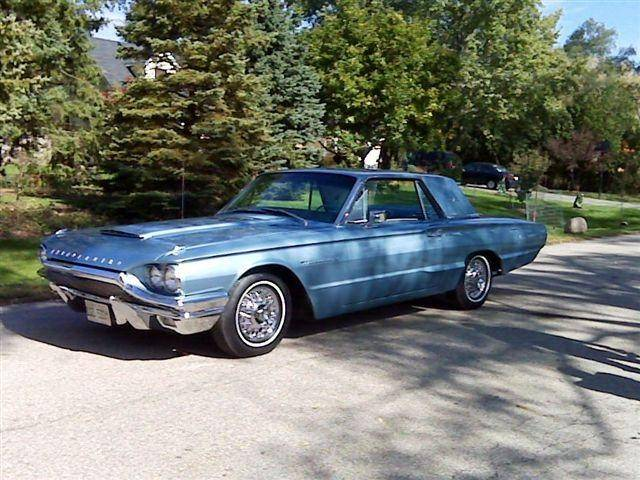 As part of its 150th anniversary celebration, St. James Episcopal Church in West Dundee is raffling off a 1964 Ford Thunderbird Coupe appraised at $25,000. Only 3,000 tickets will be sold and each ticket is $20.
