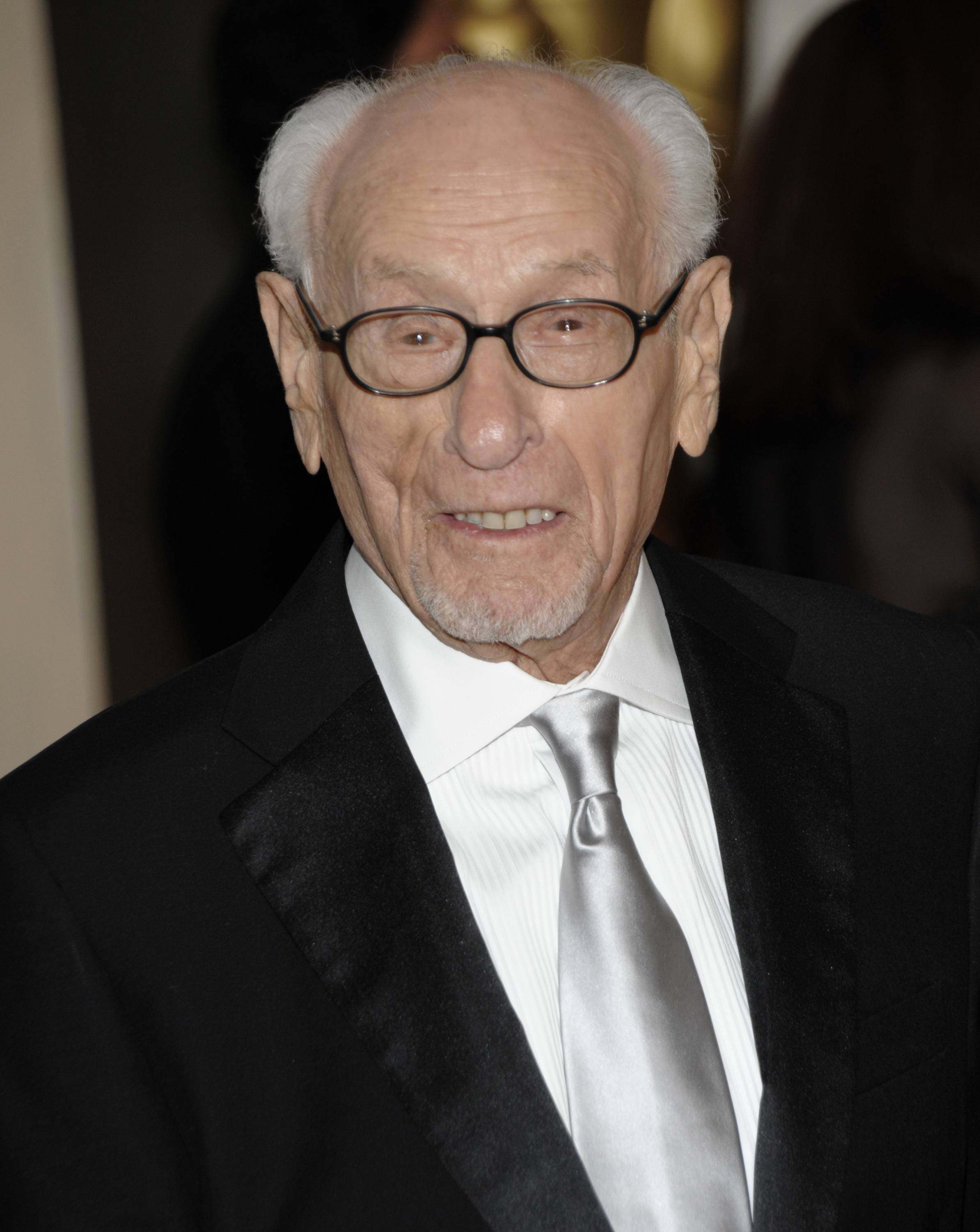 Actor Eli Wallach at the Academy of Motion Picture Arts and Sciences 2nd Annual Governors Awards in Los Angeles.