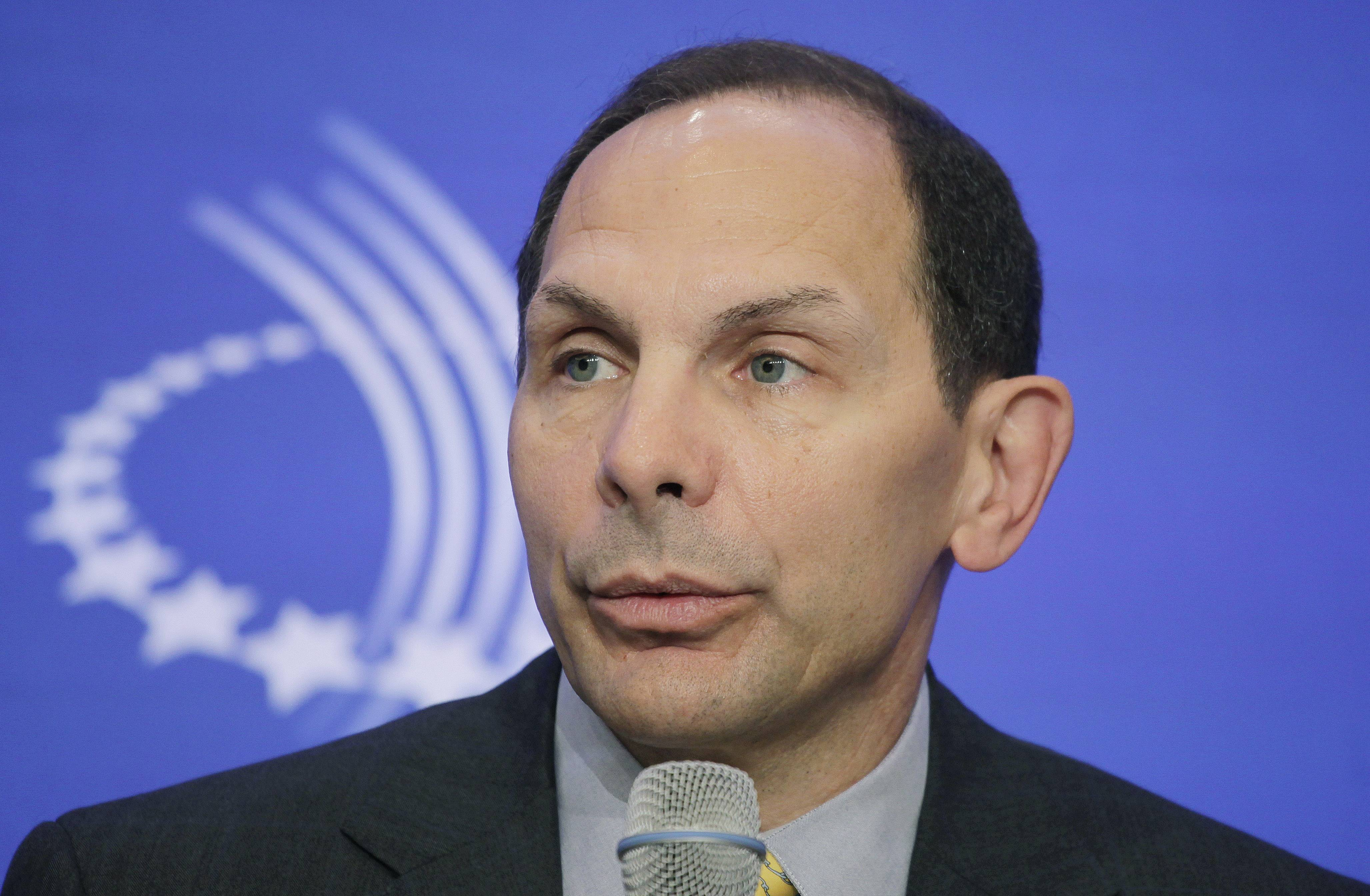 Obama picks ex-P&G head to lead Veterans Affairs