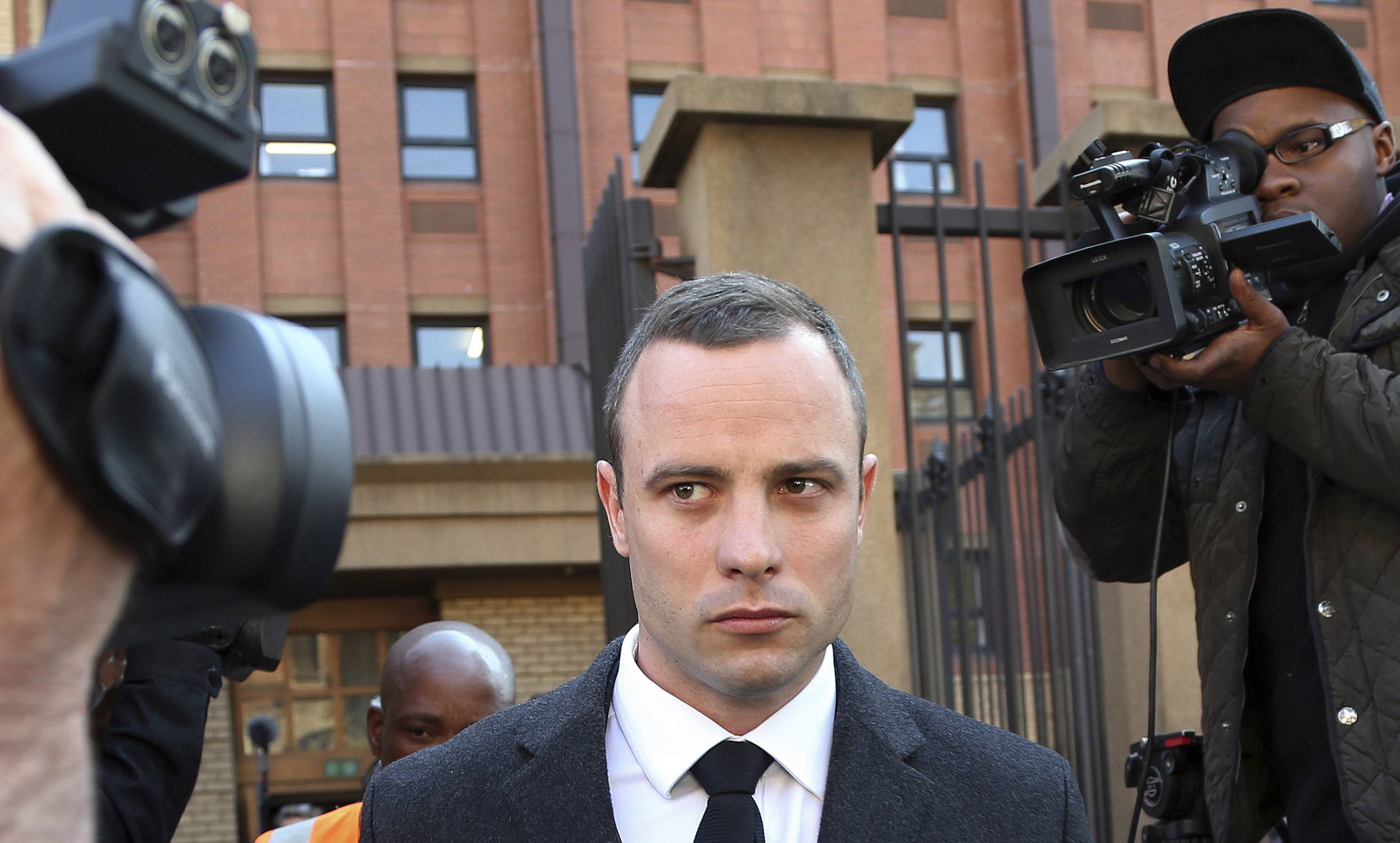 Oscar Pistorius, seen here leaving court May 20, will be back in court Monday when his murder trial resumes after one month during which mental health experts evaluated the athlete to determine if he has an anxiety disorder that could have influenced his actions on the night he killed girlfriend Reeva Steenkamp.