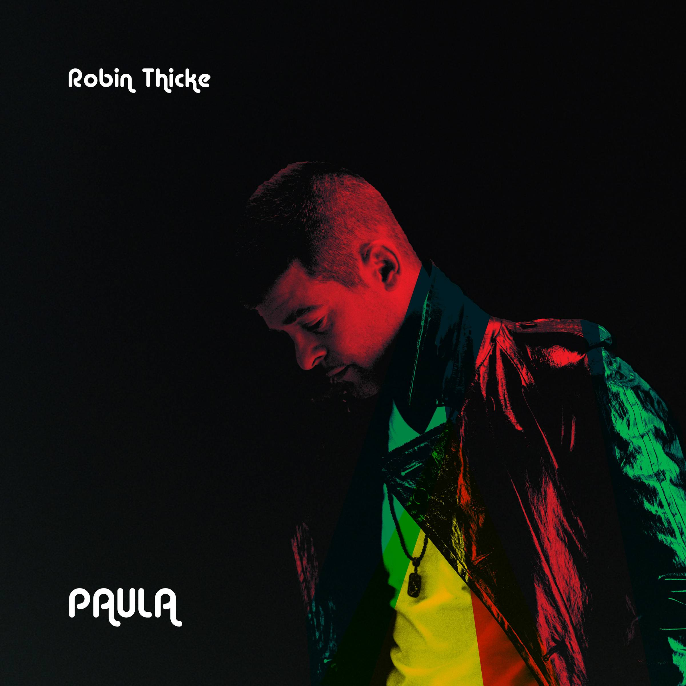 "Robin Thicke returns to his R&B roots on ""Paula."""