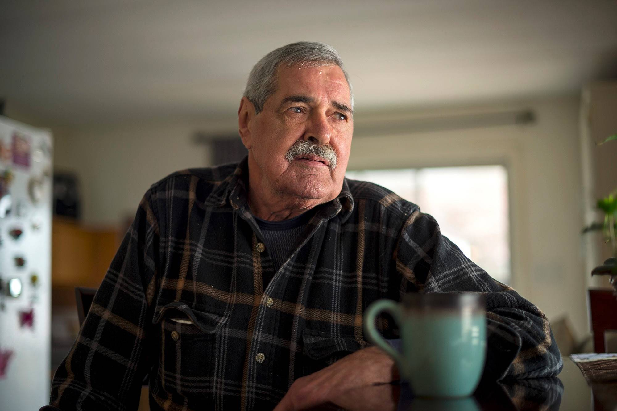 After watching a video describing end-of-life medical treatments, Ted Goff, who suffers from advanced emphysema, realized that he didn't want any artificial measures used to keep him alive.