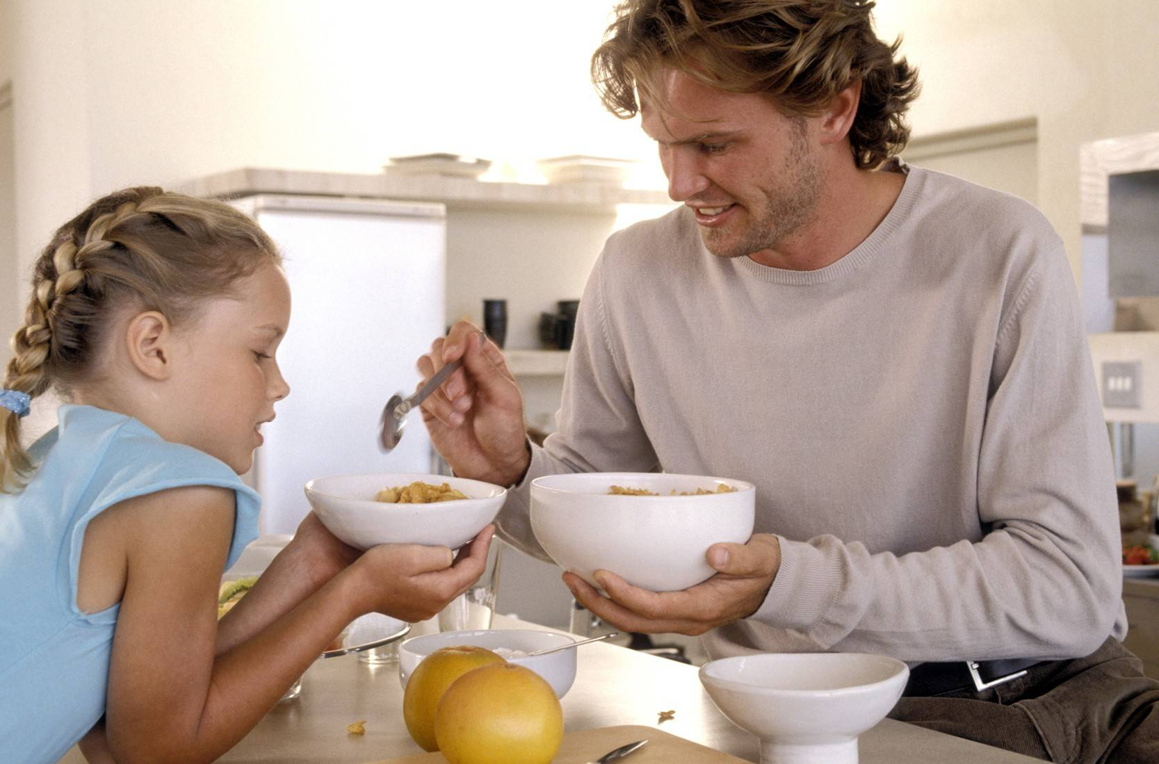A new report says children are ingesting potentially unhealthy amounts of vitamins from fortified breakfast cereals.
