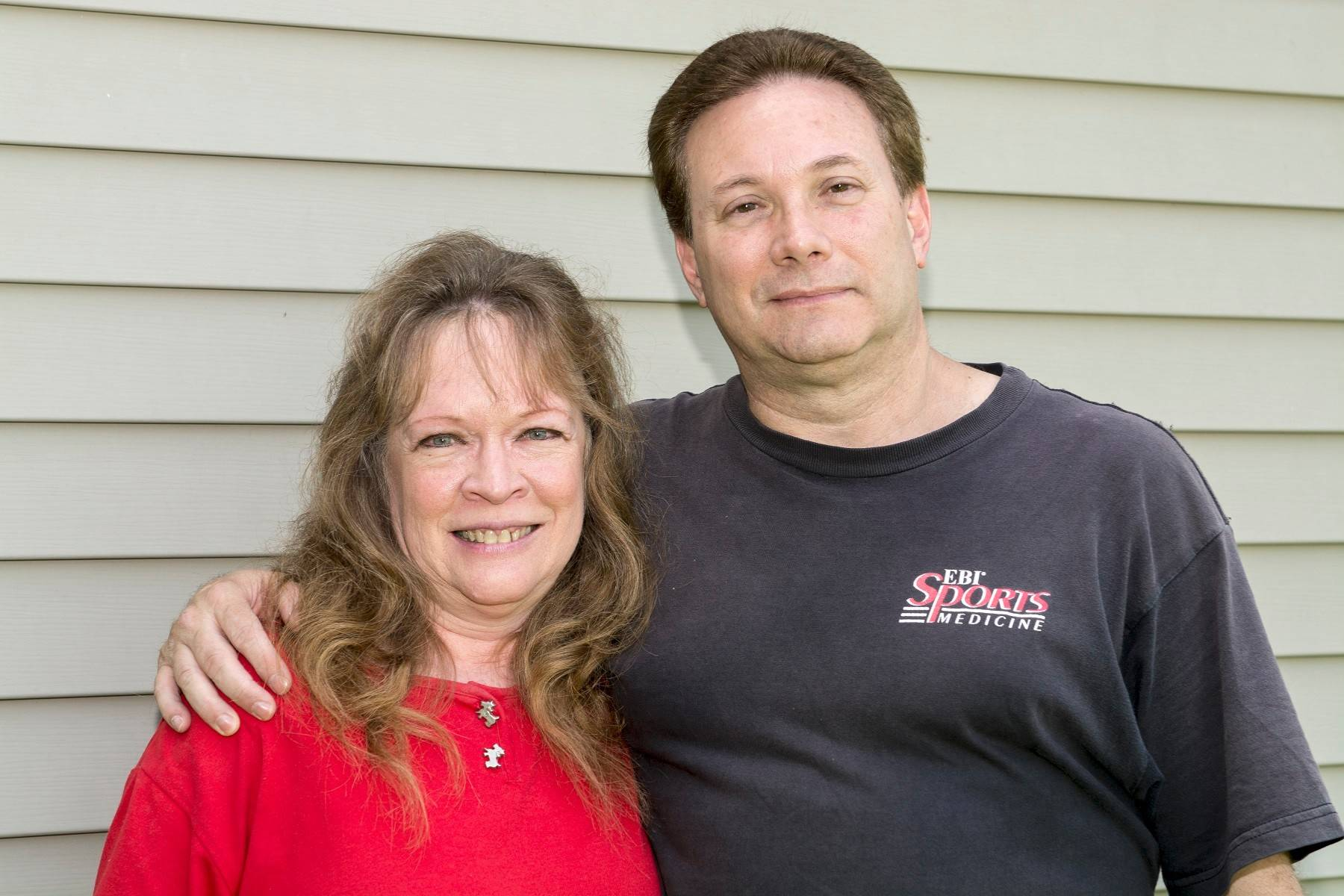 Tom and Cathy Mianulli of Rolling Meadows have enjoyed their Canadian-built Pontiac ever since Tom drove it home from an auction in 1999.