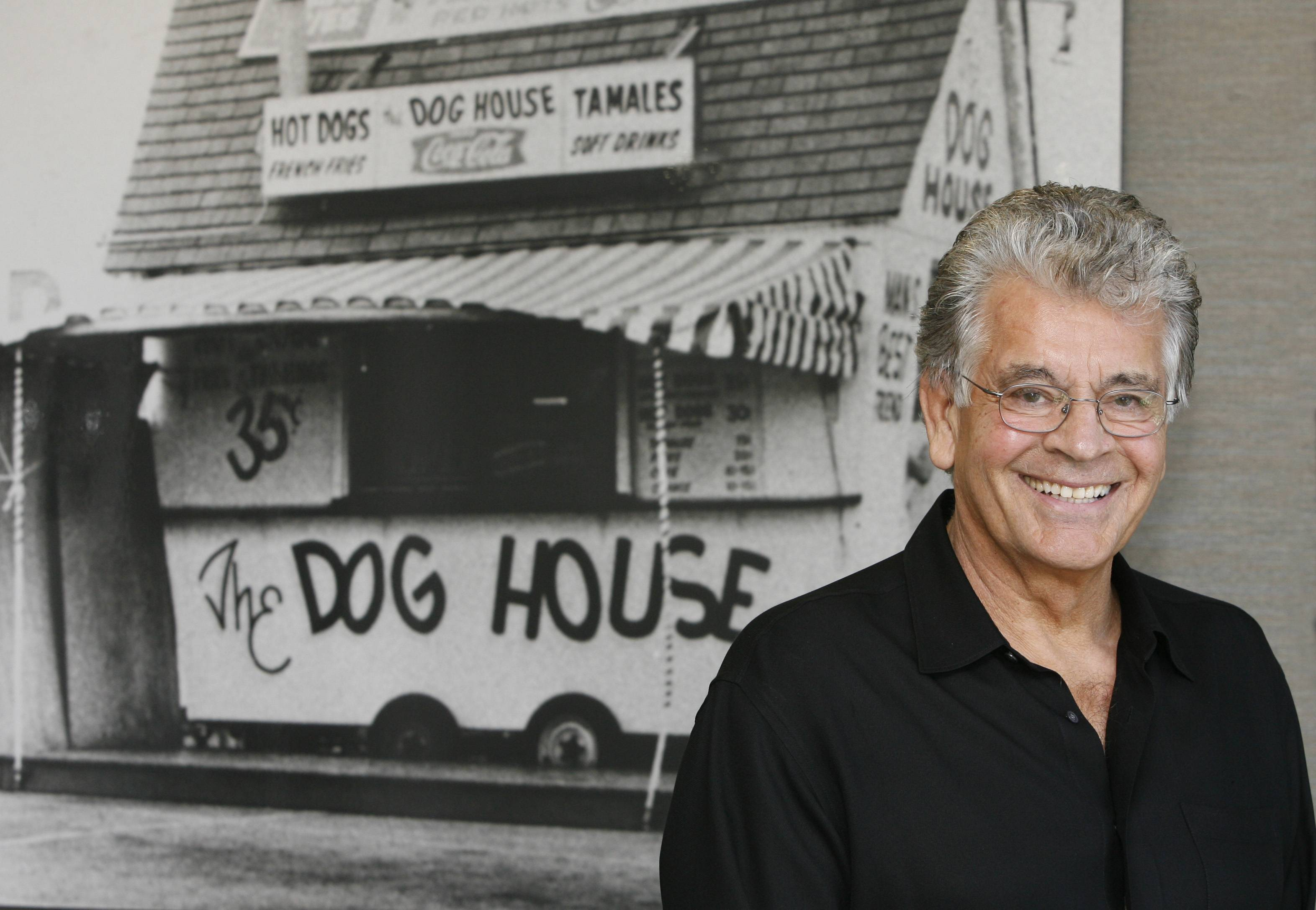 Dick Portillo is founder of the Portillo Restaurant Group based in Oak Brook. Portillo's announced plans Tuesday for Warren Buffett's Berkshire Partners to acquire the company.