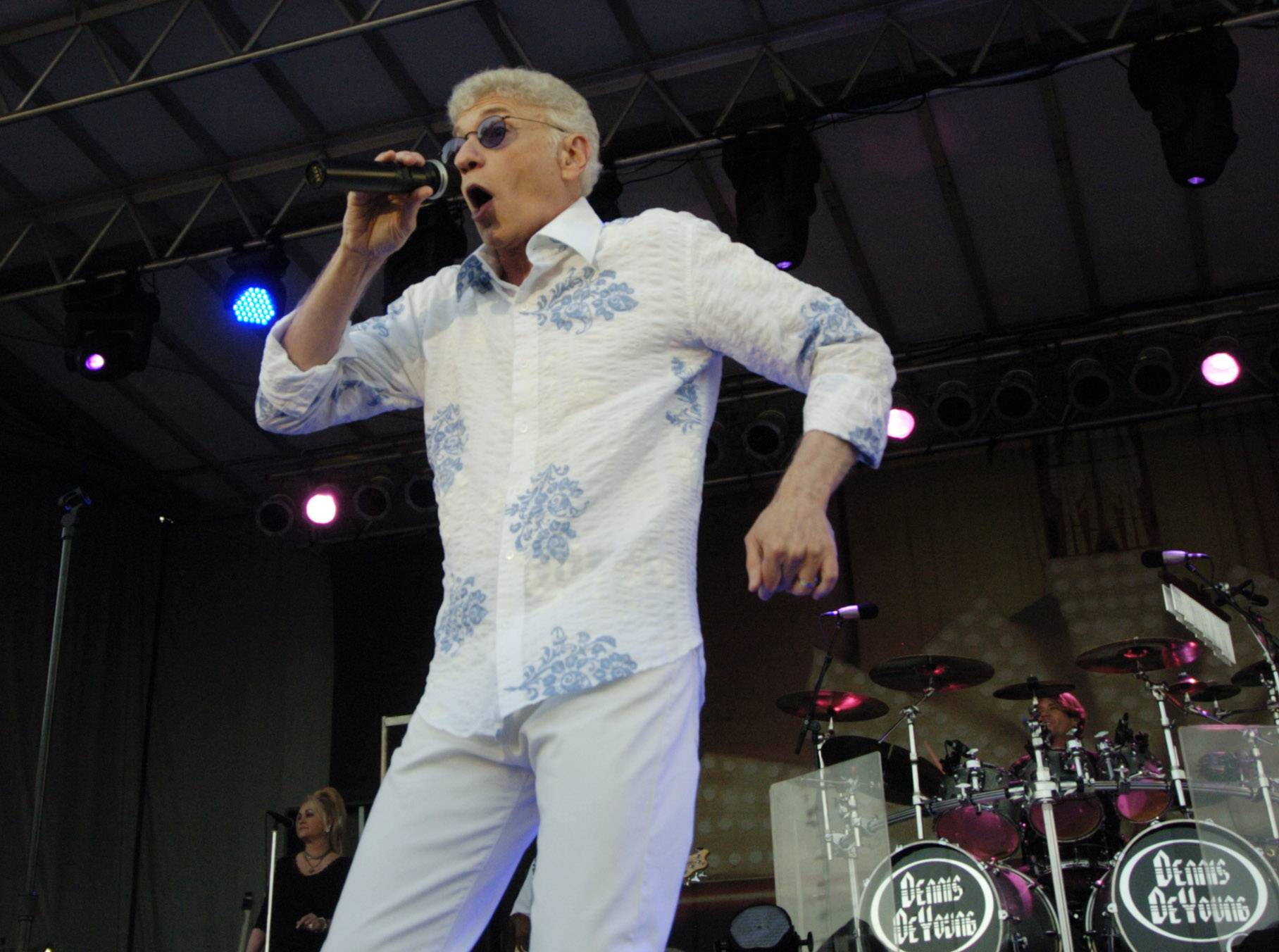 Dennis DeYoung, founding member of Styx, will be part of the Fourth of July entertainment lineup in Elgin.