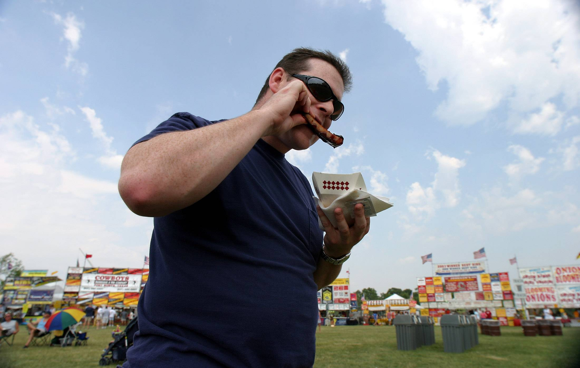6 tips for a good time at Naperville's Ribfest