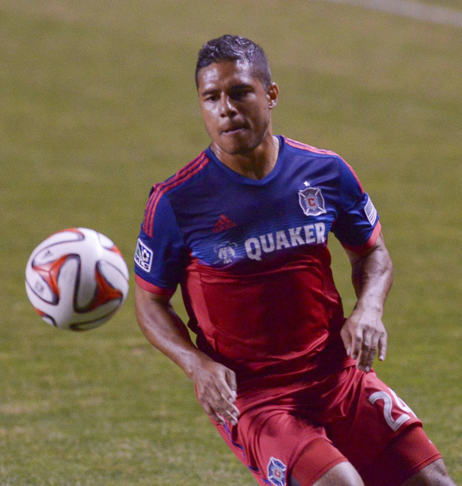 Sources say the Chicago Fire may lose its jersey sponsorship with Quaker, a move that would be a blow to the club.