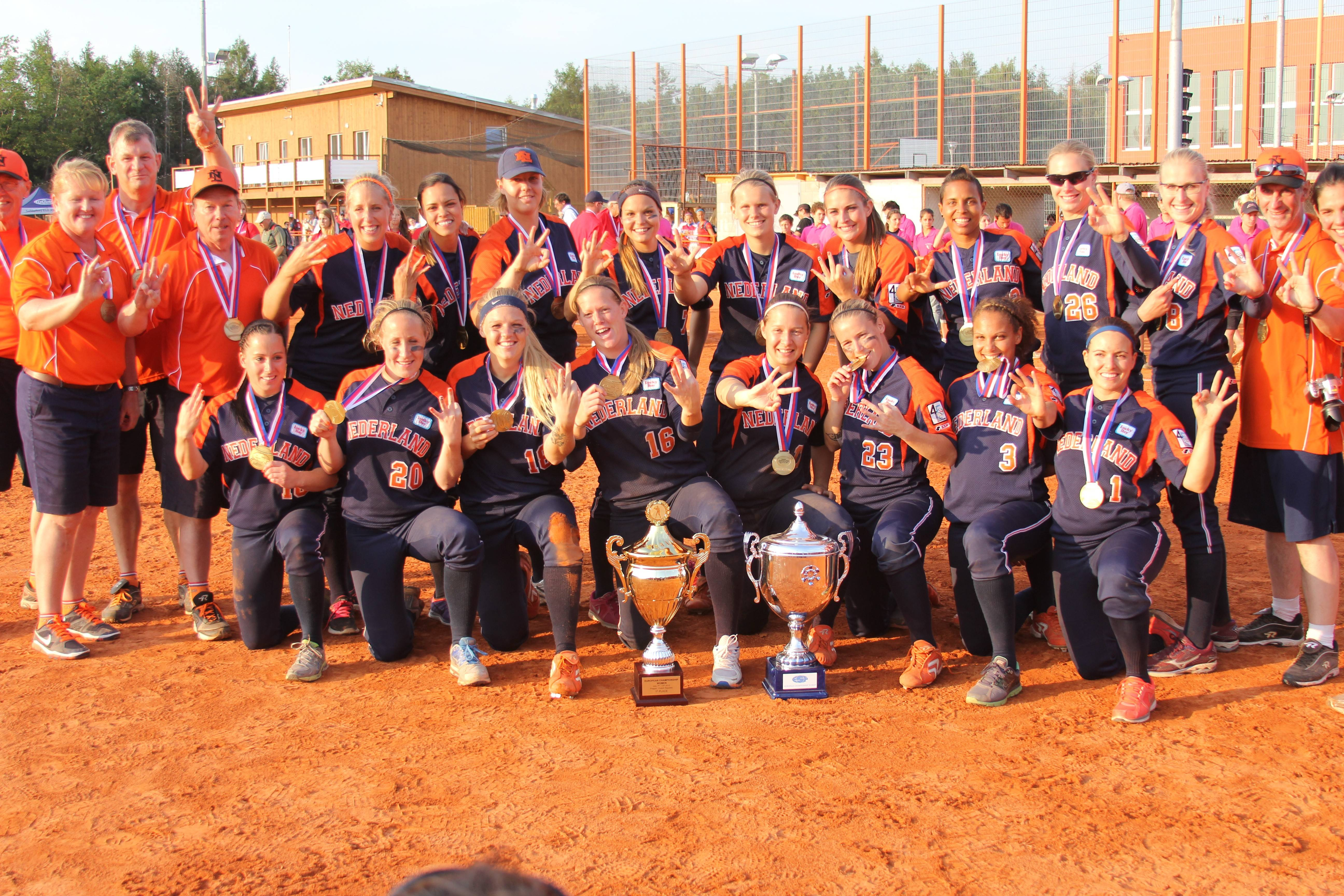 The Netherlands national softball team is coming to Elgin this week to take part in the John Radtke Memorial Women's Fastpitch Softball Tournament at the Elgin Sports Complex. The team is prepping for the world championships next month.